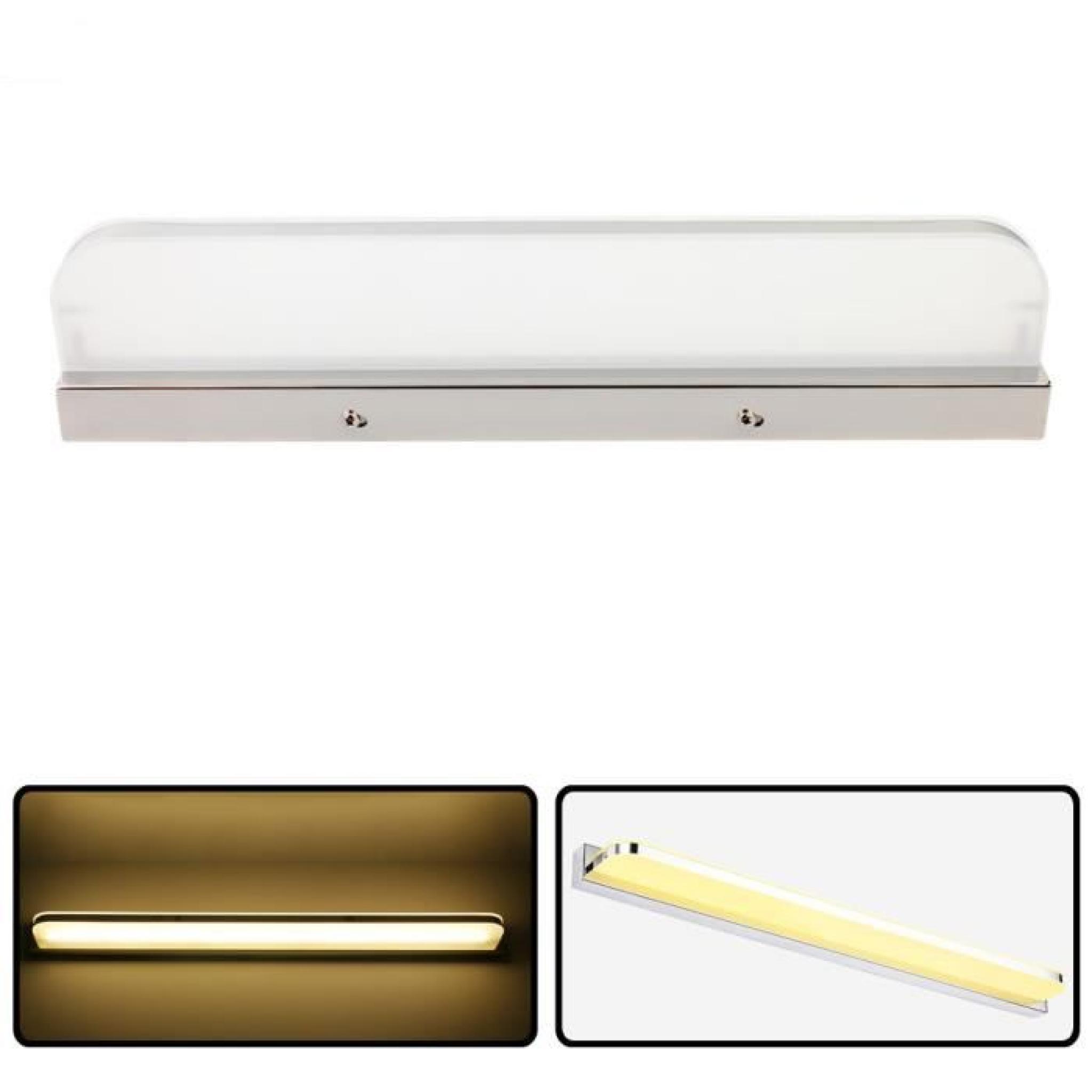 7w Miroir Etanche Lampe Maquillage Led Moderne Led Ac 90 265v 770lm