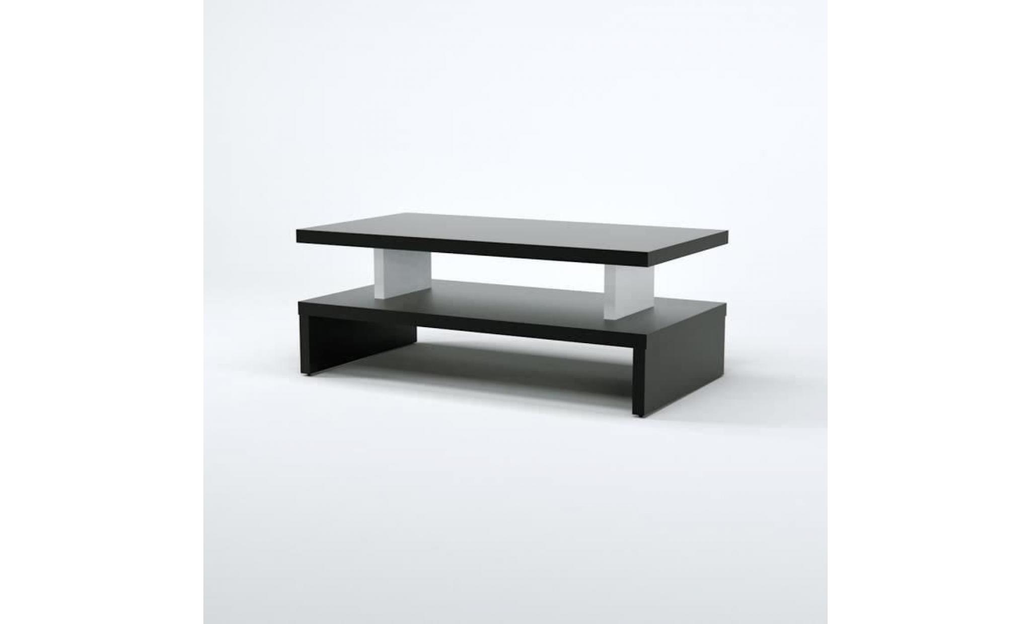 97 Noir Cm L After Contemporain Satiné Basse 51 Style Table X wvnN80m