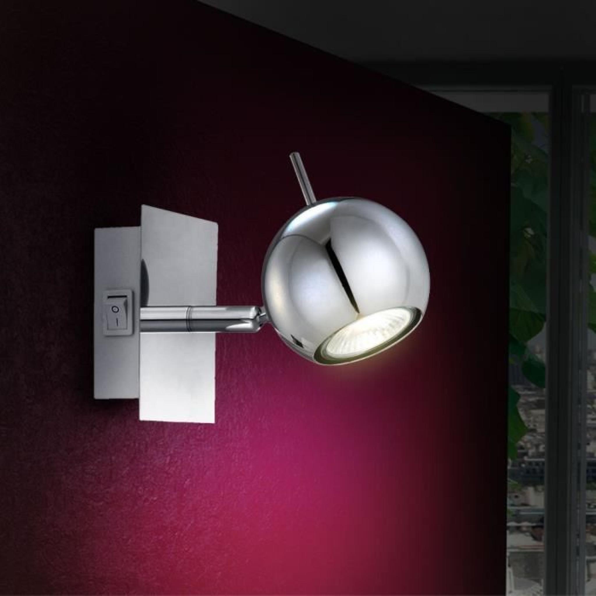 Applique 35 Watts Luminaire Mural Lampe Eclairage Design Retro