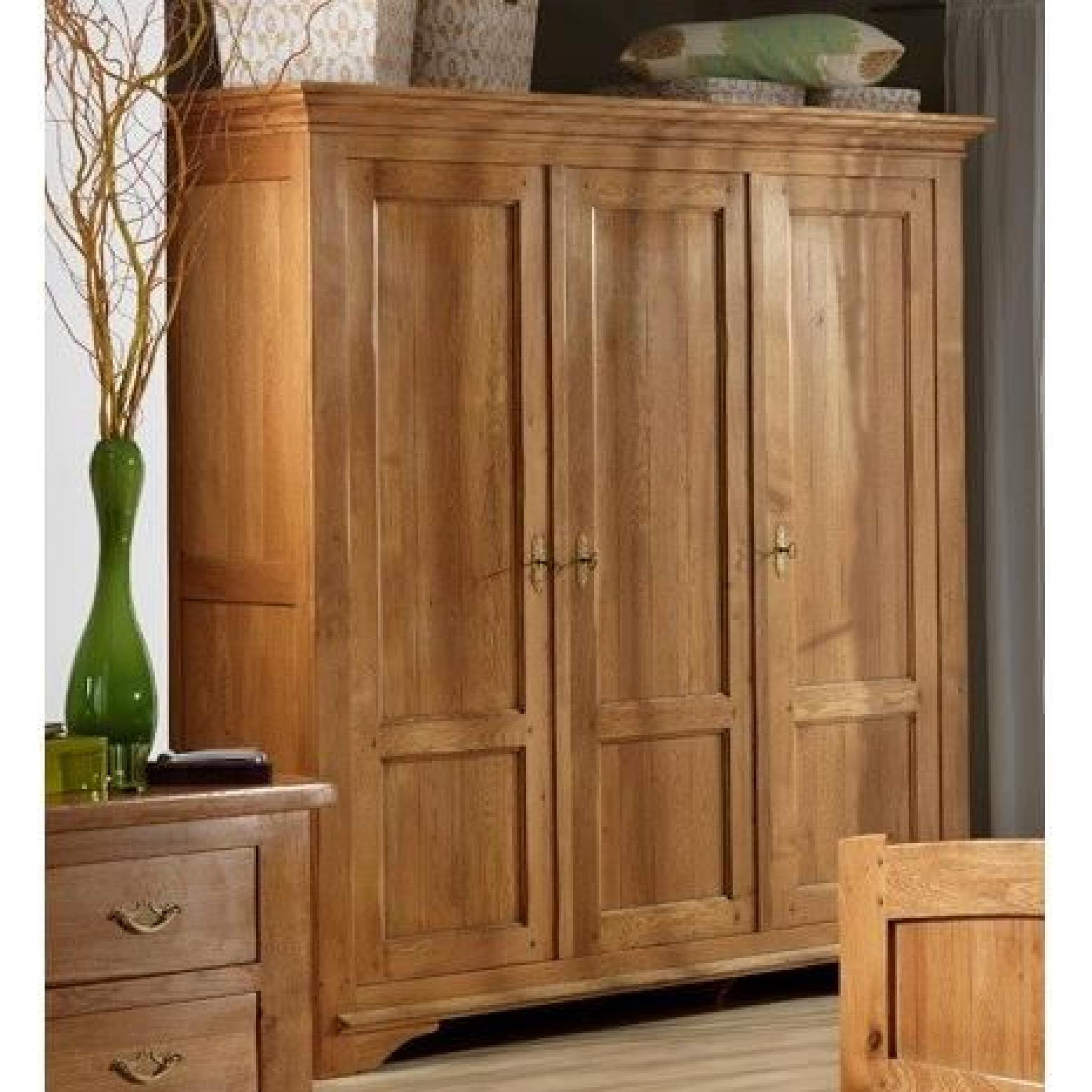 armoire chambre pas cher maison design. Black Bedroom Furniture Sets. Home Design Ideas