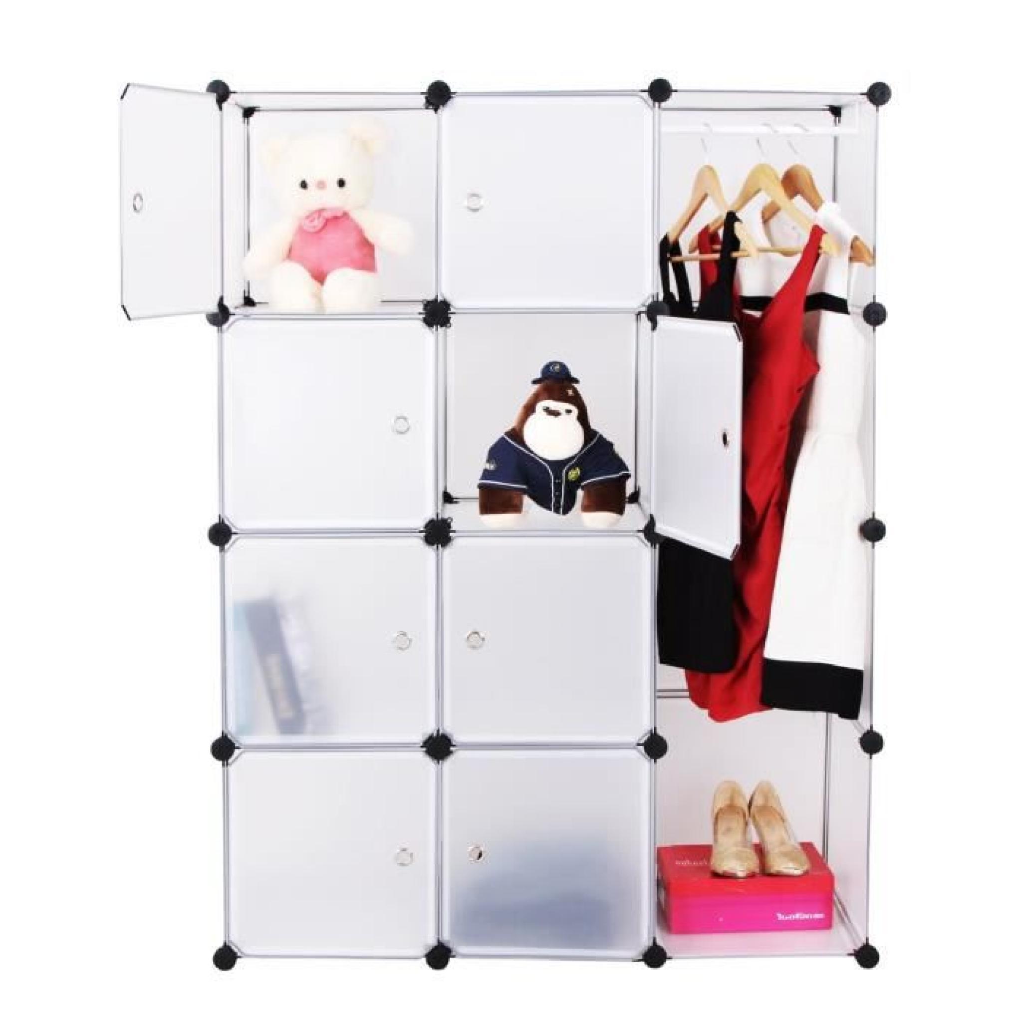 Penderie Modulable armoire,etagere,penderie,,modulable - achat/vente dressing pas cher