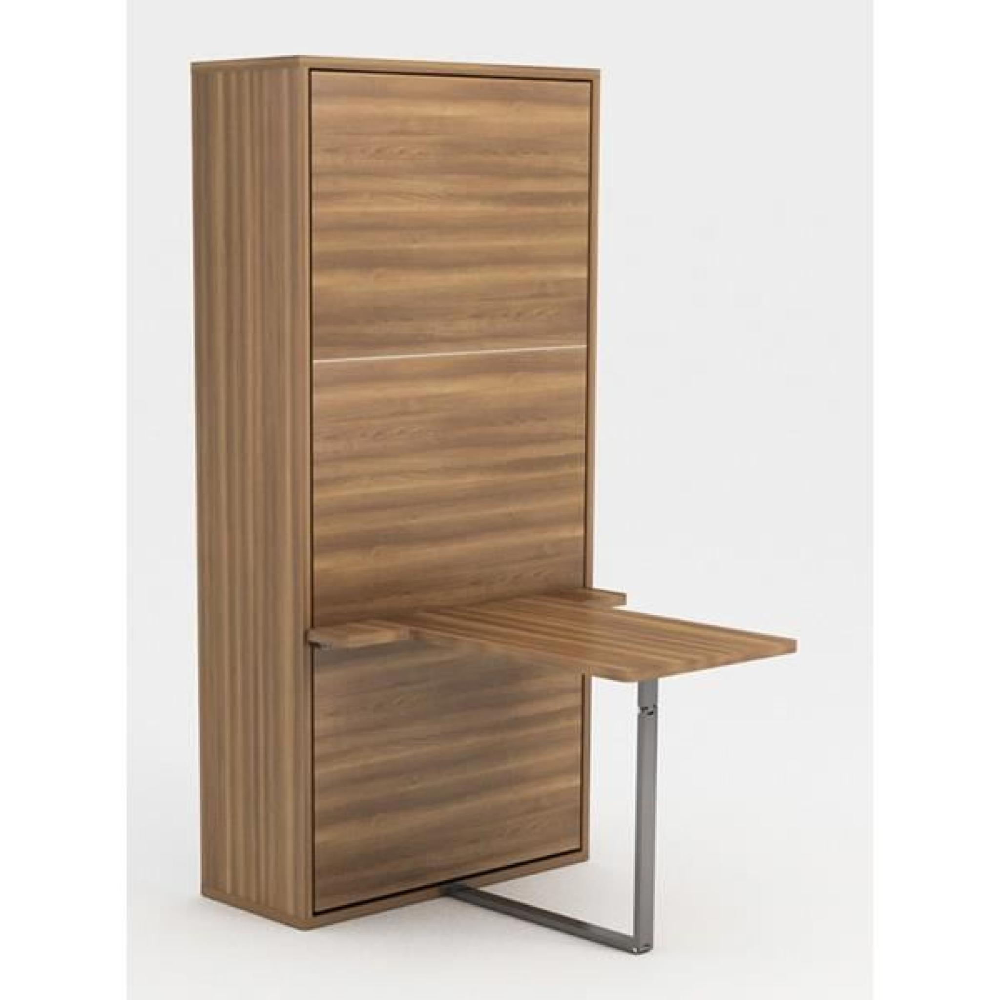 Armoire adulte pas cher maison design for Lit adulte armoire