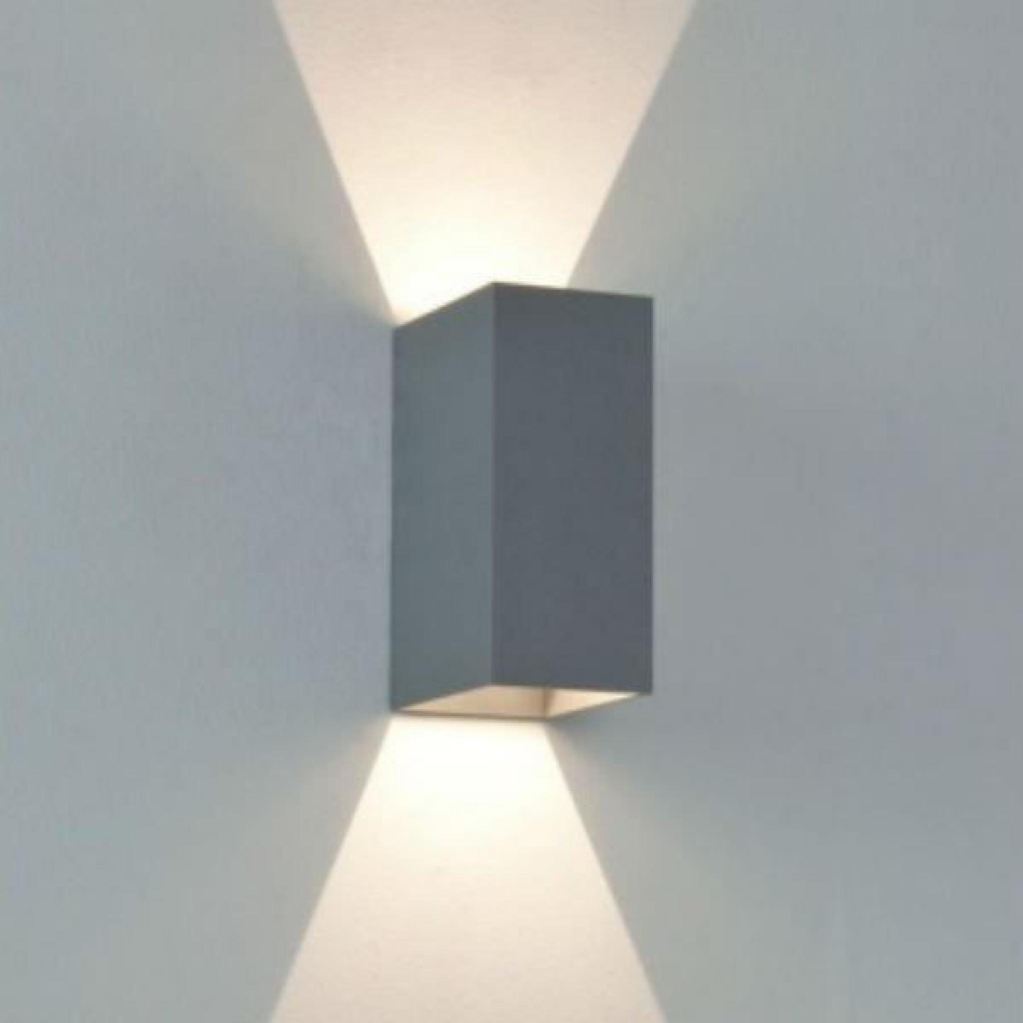 astro lighting applique ext rieure oslo 160 led achat vente applique murale pas cher. Black Bedroom Furniture Sets. Home Design Ideas