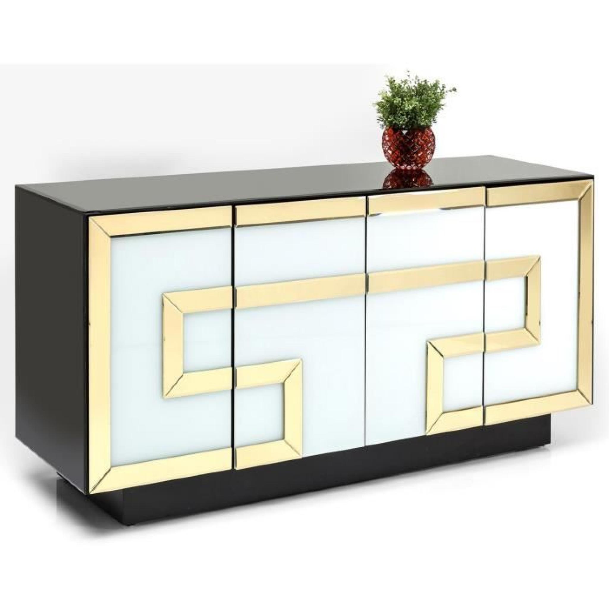 buffet design pas cher buffet bas salle a manger pas cher. Black Bedroom Furniture Sets. Home Design Ideas