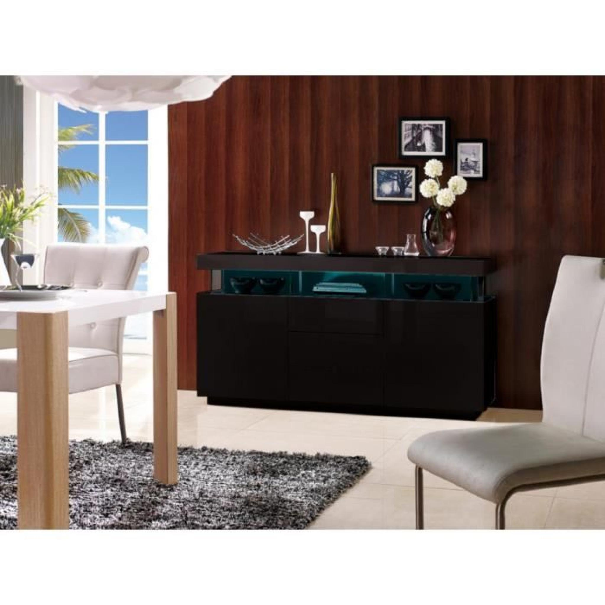 buffet laque pas cher maison design. Black Bedroom Furniture Sets. Home Design Ideas
