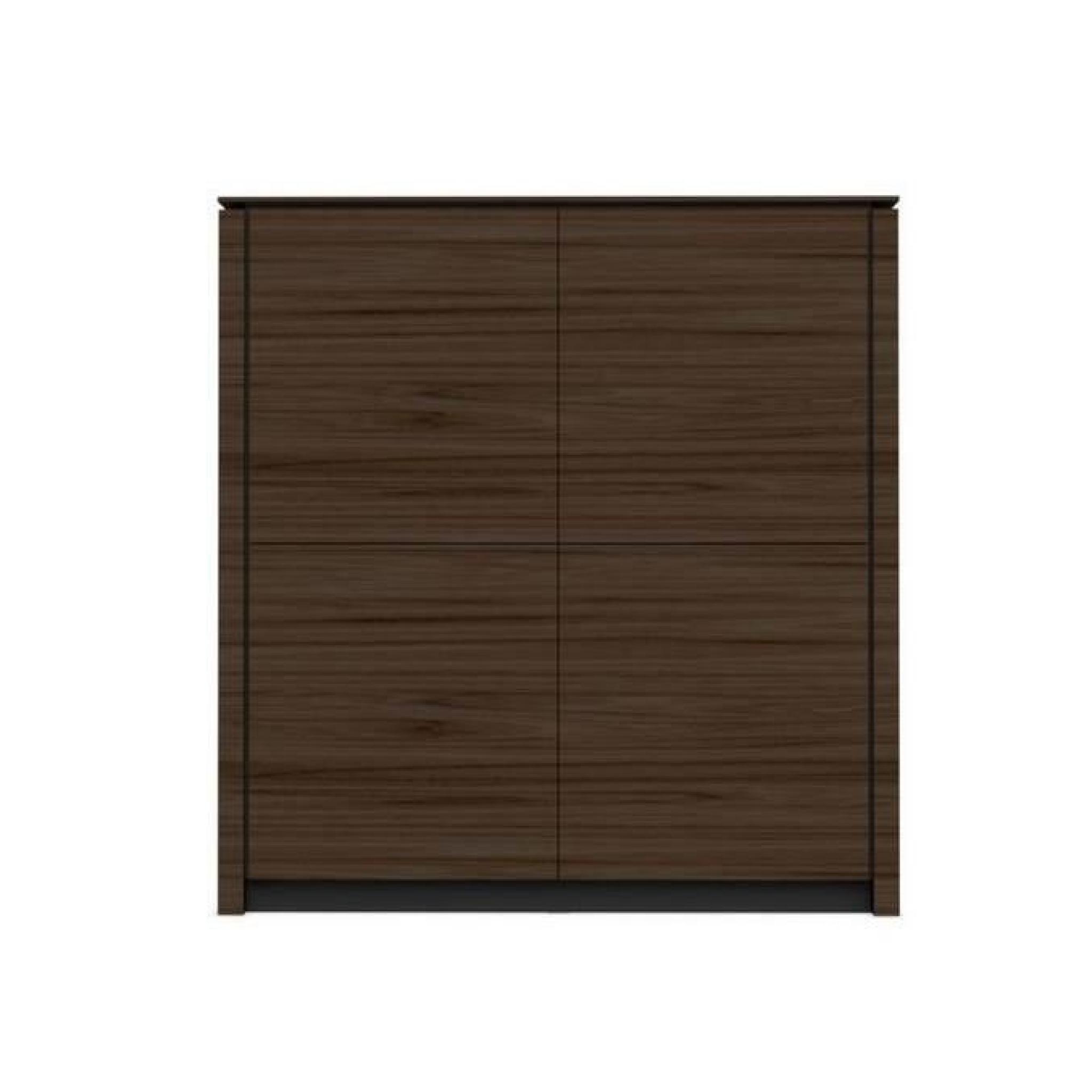 Buffet Mag Wood 4 Portes De Calligaris Weng Achat Vente Buffet  # Achat Buffet Wenge