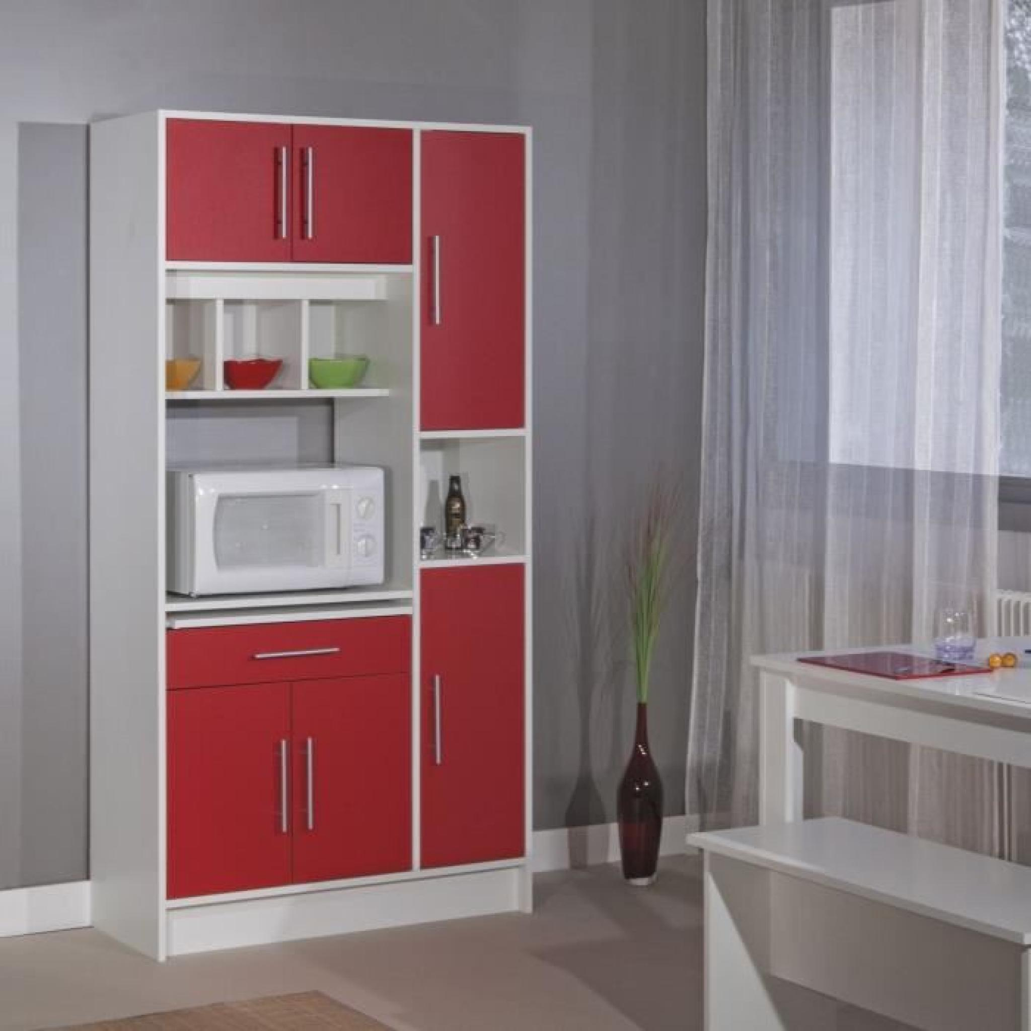 meuble de cuisine rouge pas cher meuble cuisine sur mesure pas cher 12 pau rouge inoui cuisine. Black Bedroom Furniture Sets. Home Design Ideas