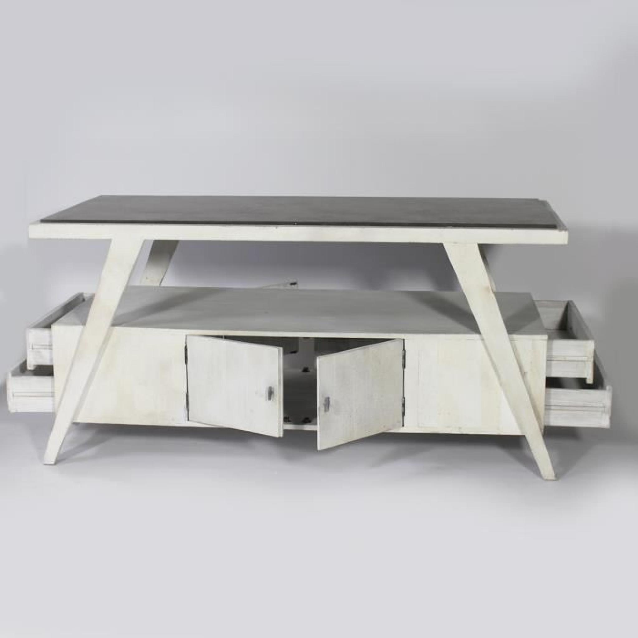 centre de cuisine vieux bois pierre naturelle achat vente buffet pas cher couleur et. Black Bedroom Furniture Sets. Home Design Ideas