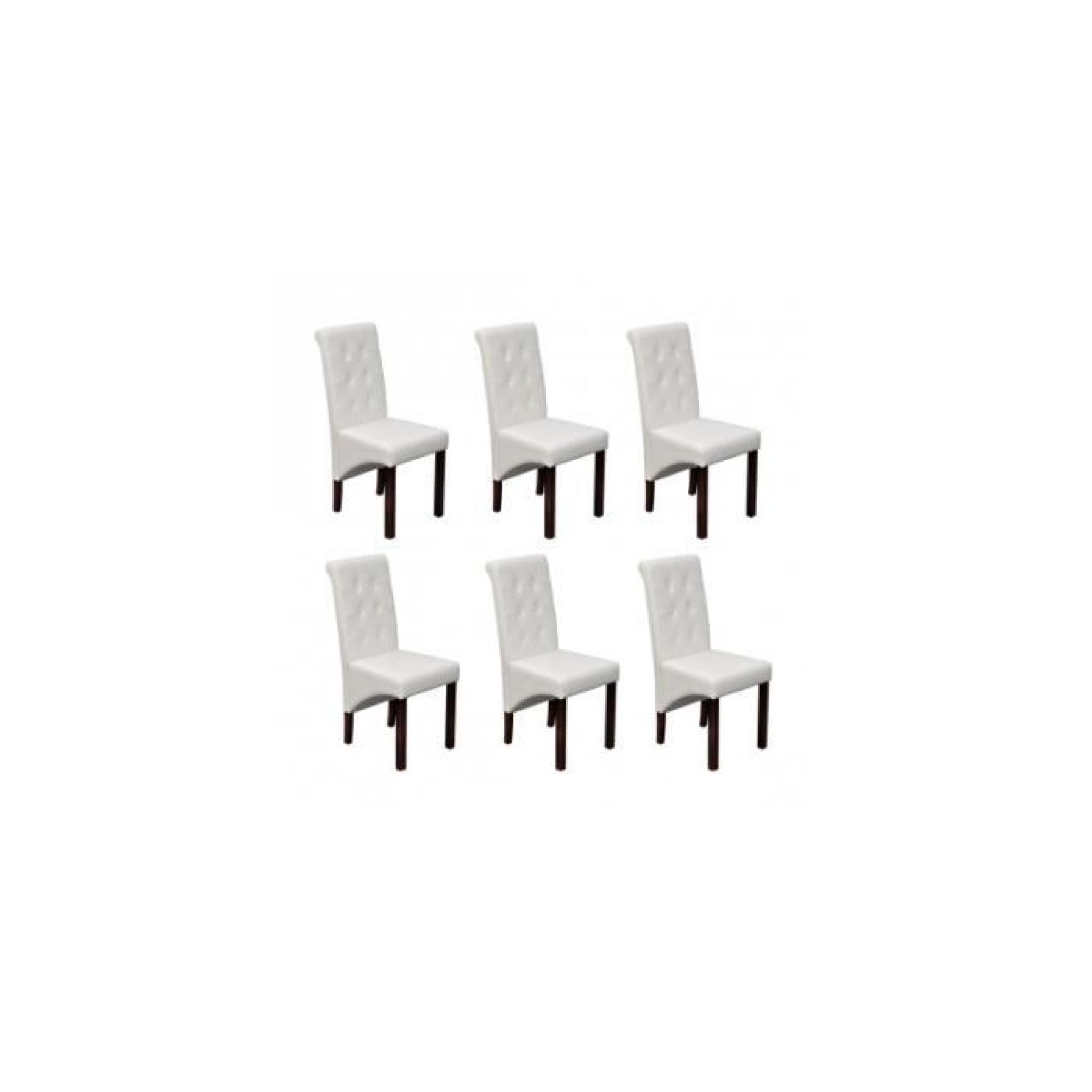 Chaise antique pu achat vente chaise salle a manger pas cher couleur et - Commander a manger pas cher ...