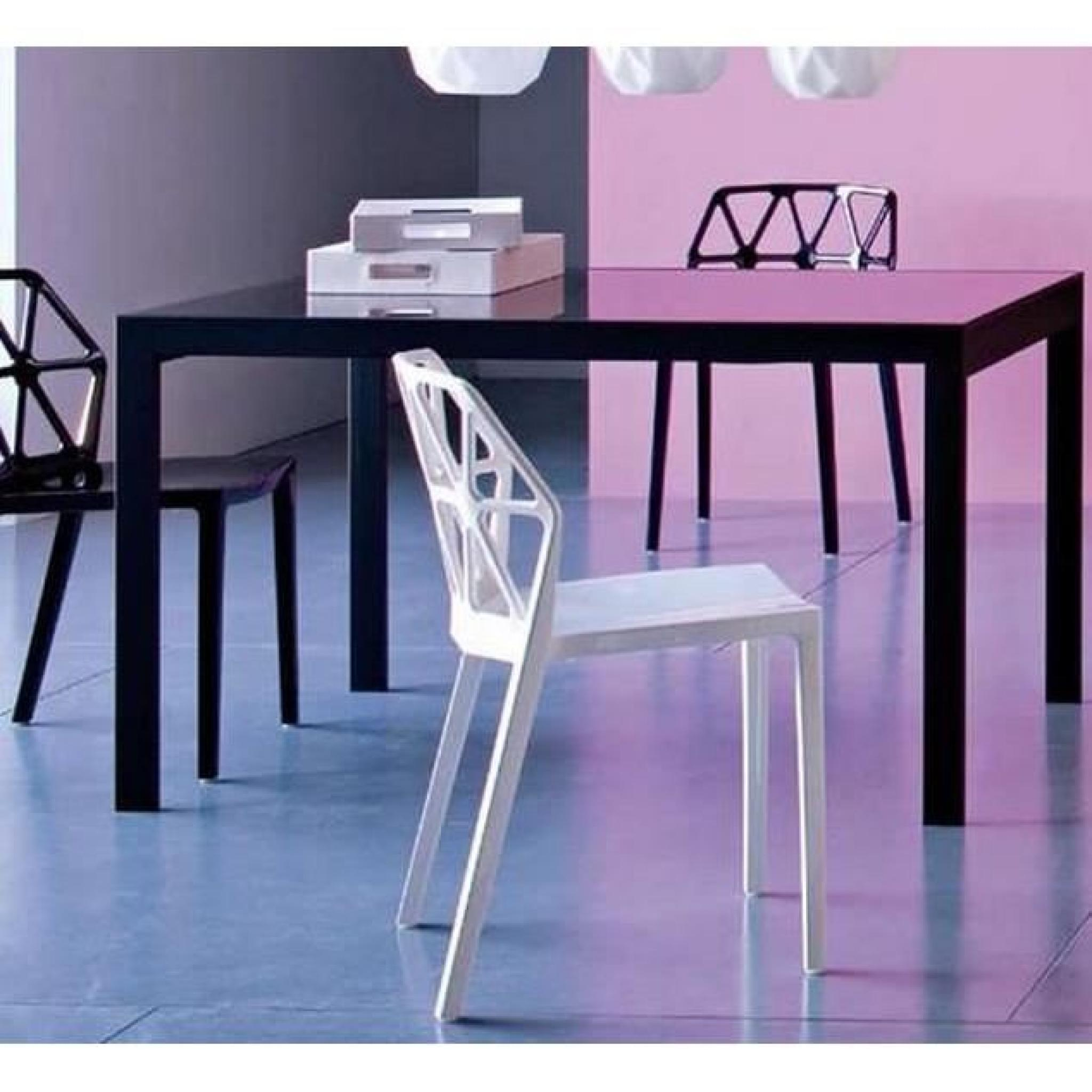 Chaise design empilable ALCHEMIA de CALLIGARIS