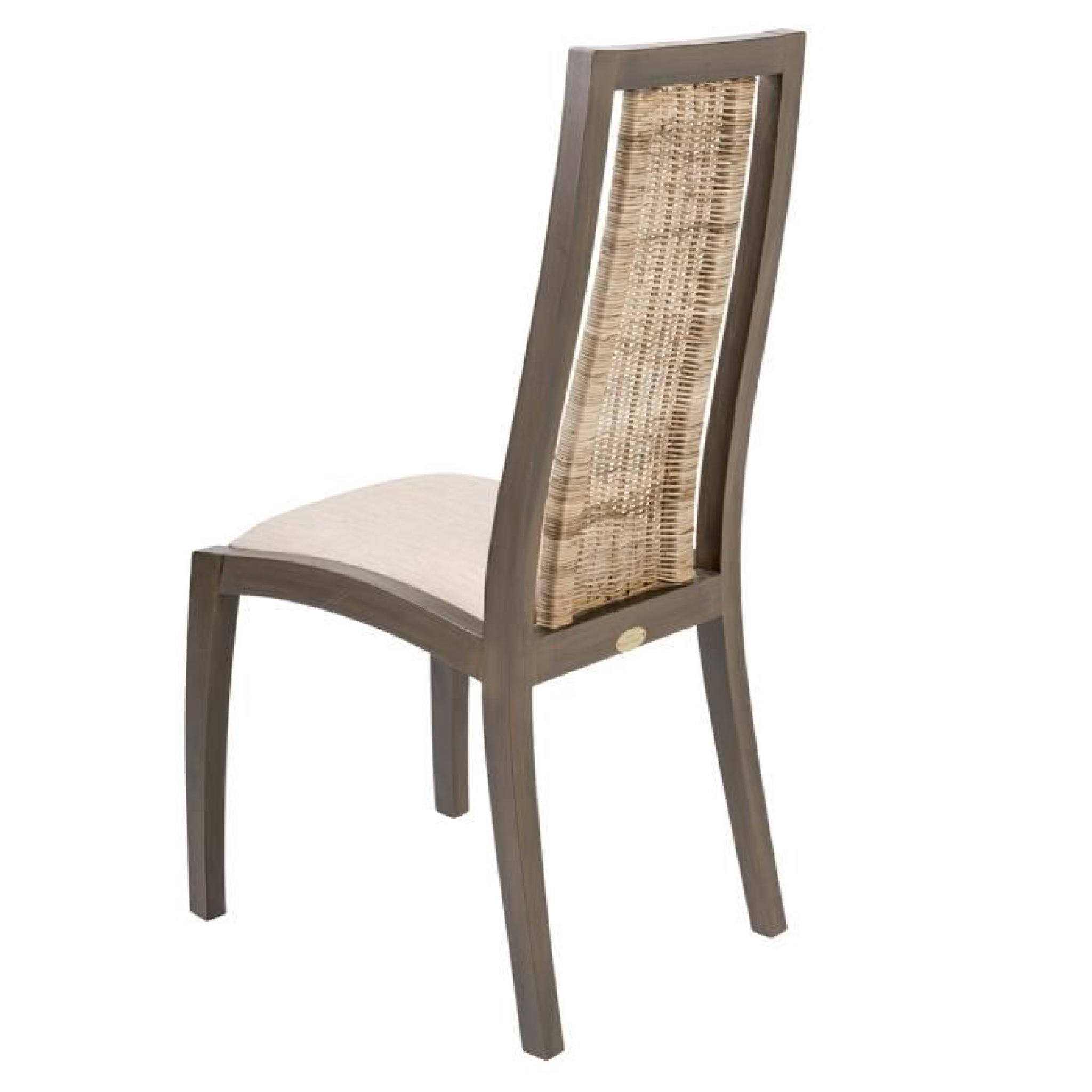 Chaise en rotin vic achat vente chaise salle a manger Chaise de salle a manger en rotin pas cher