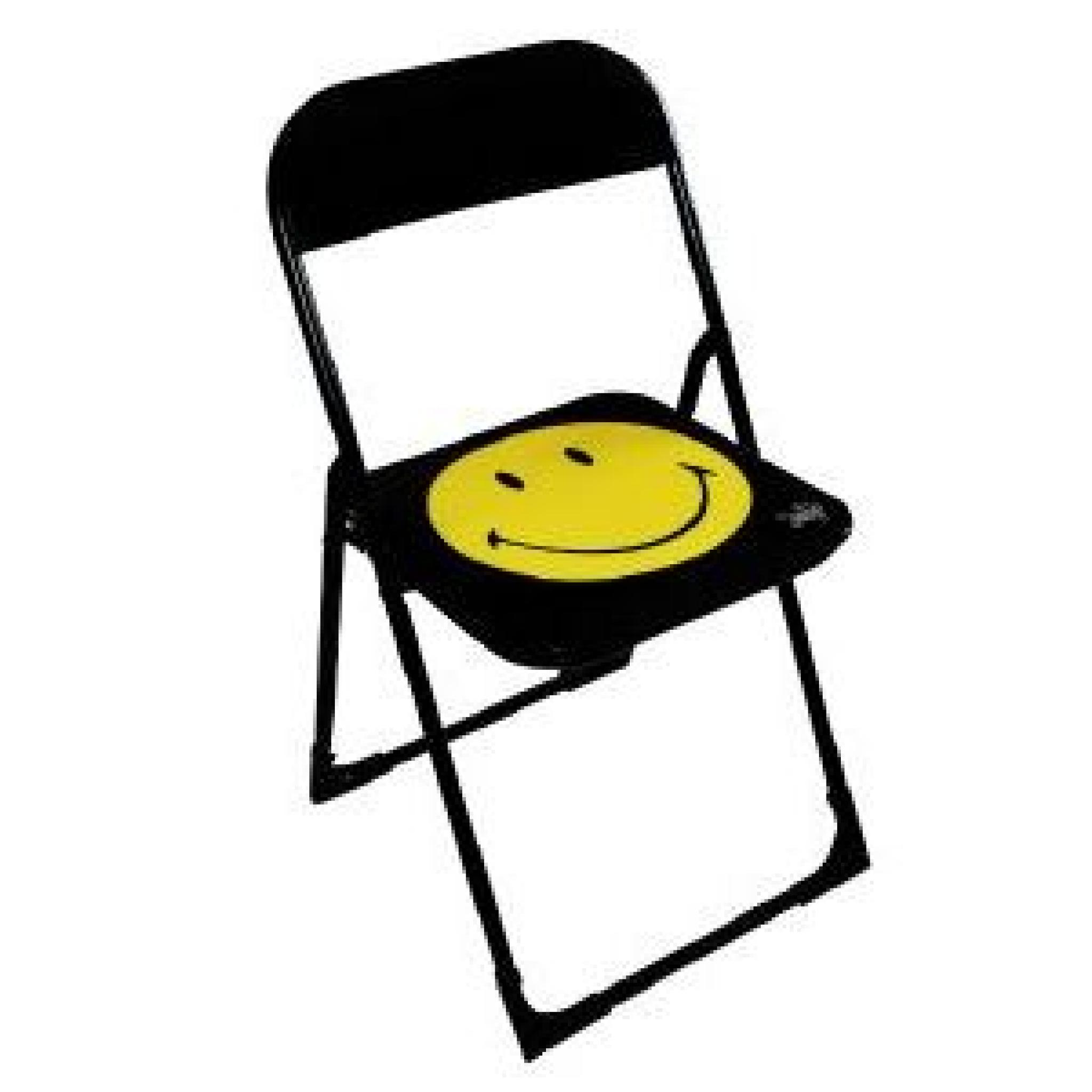 Chaise Pliante Smiley Pas Cher
