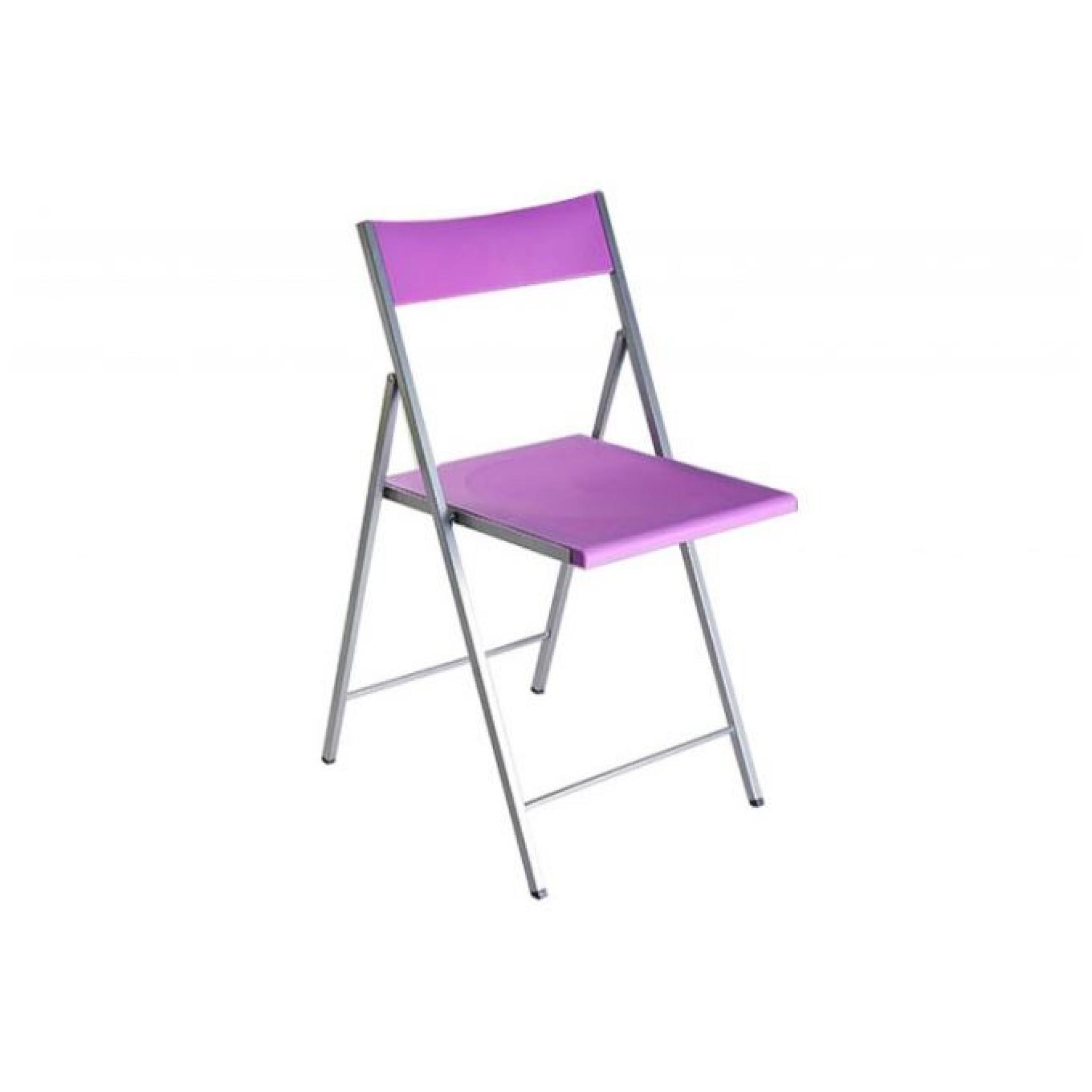 Chaise Pliante Violette Bilbao