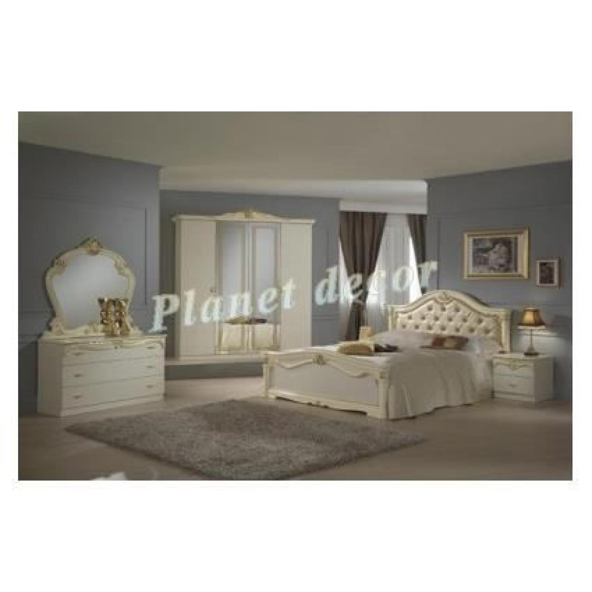 Chambre à coucher model EVA beige