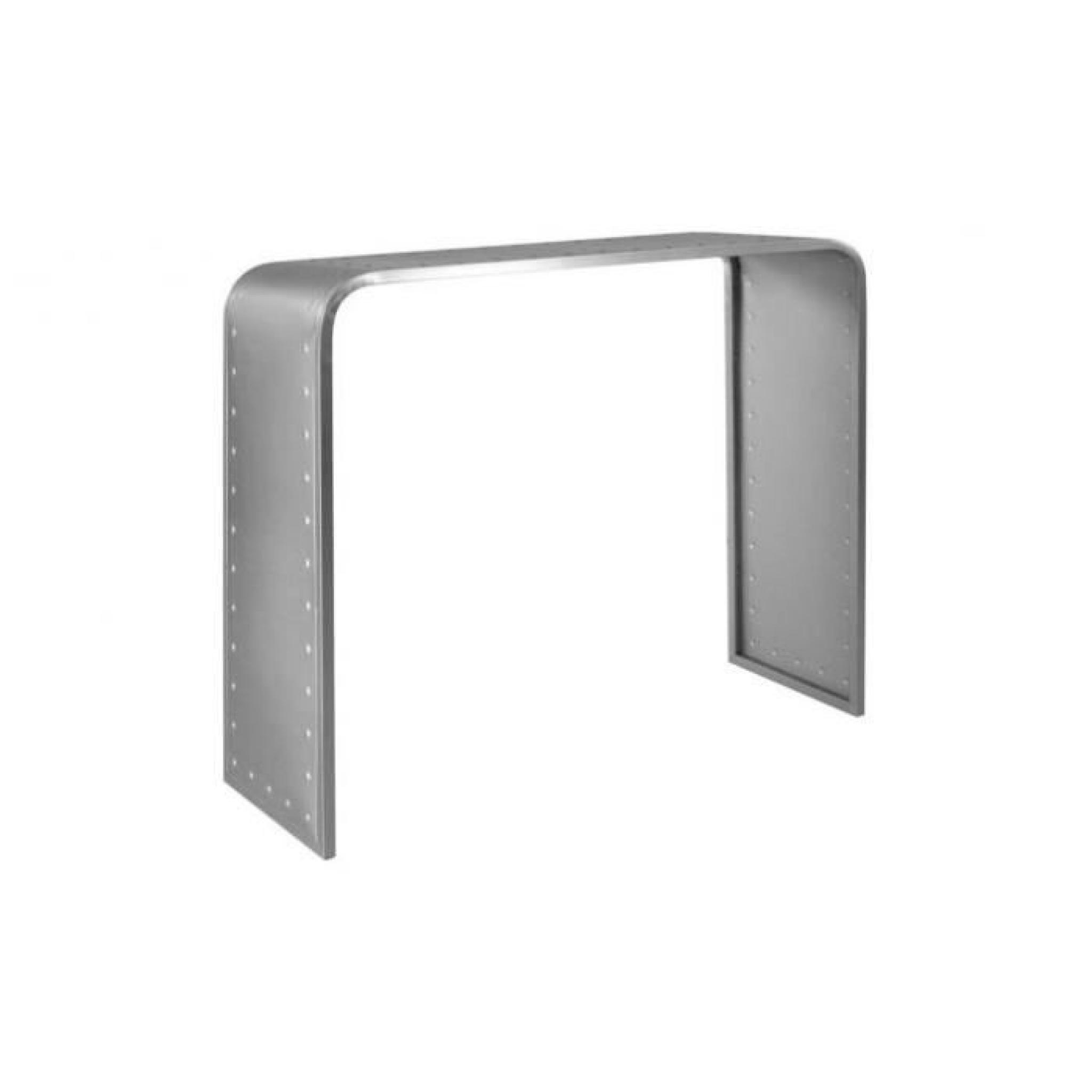 Console en m tal steely achat vente console meuble pas for Console meuble pas cher