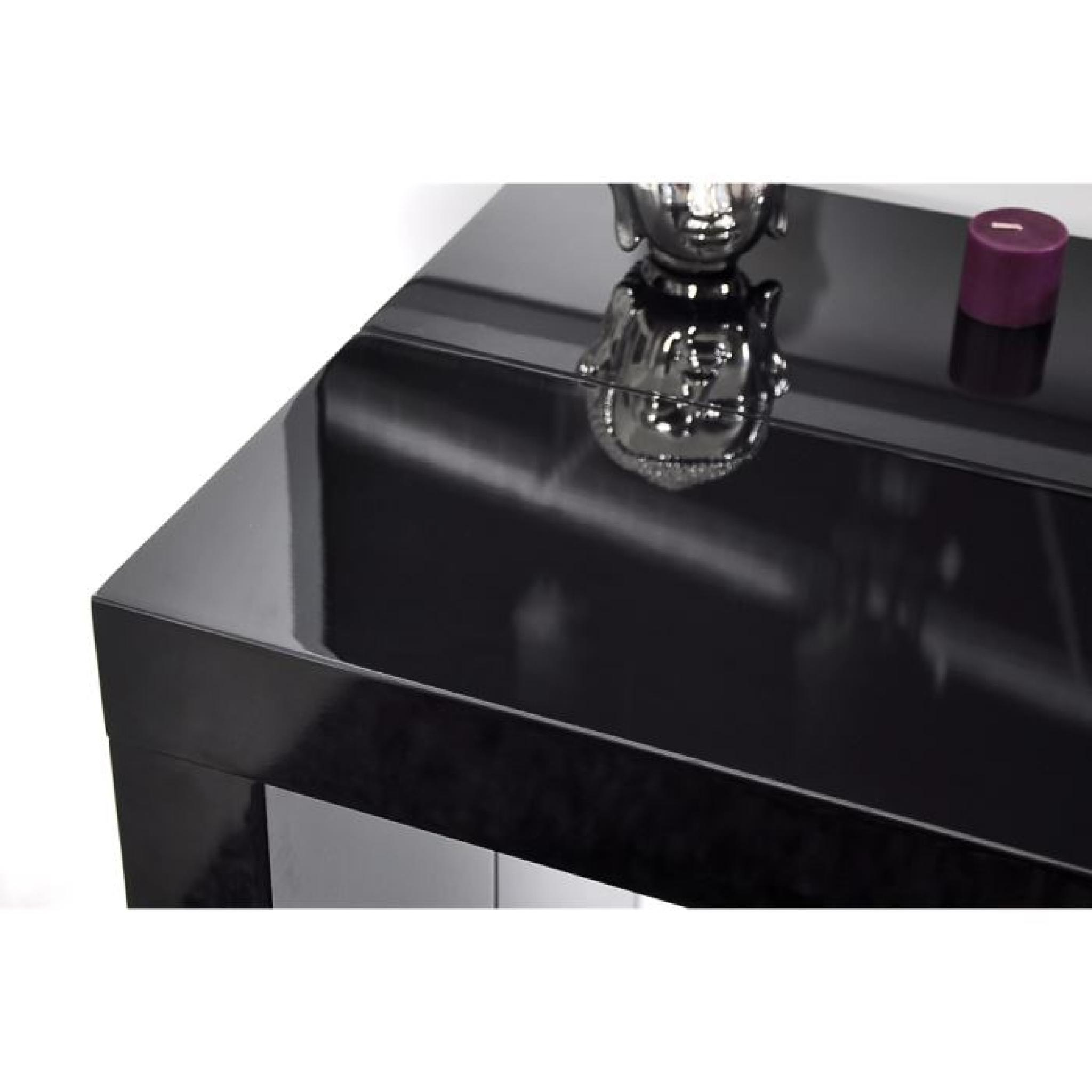 5 Venise Extensible Rallonges Console Noir qpzVSLUMjG