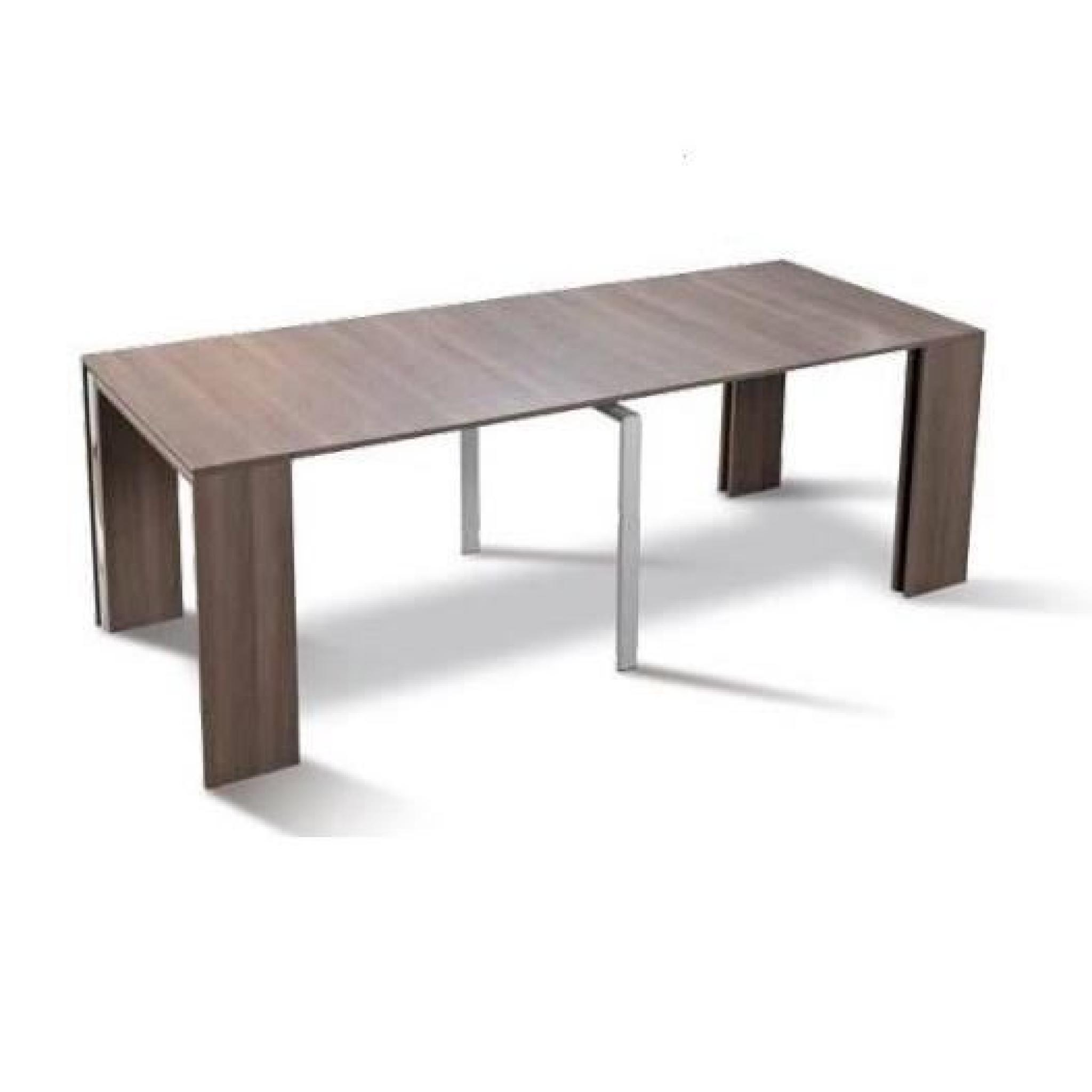 Noyer Design Console Console Ford Extensible 8kwOn0P