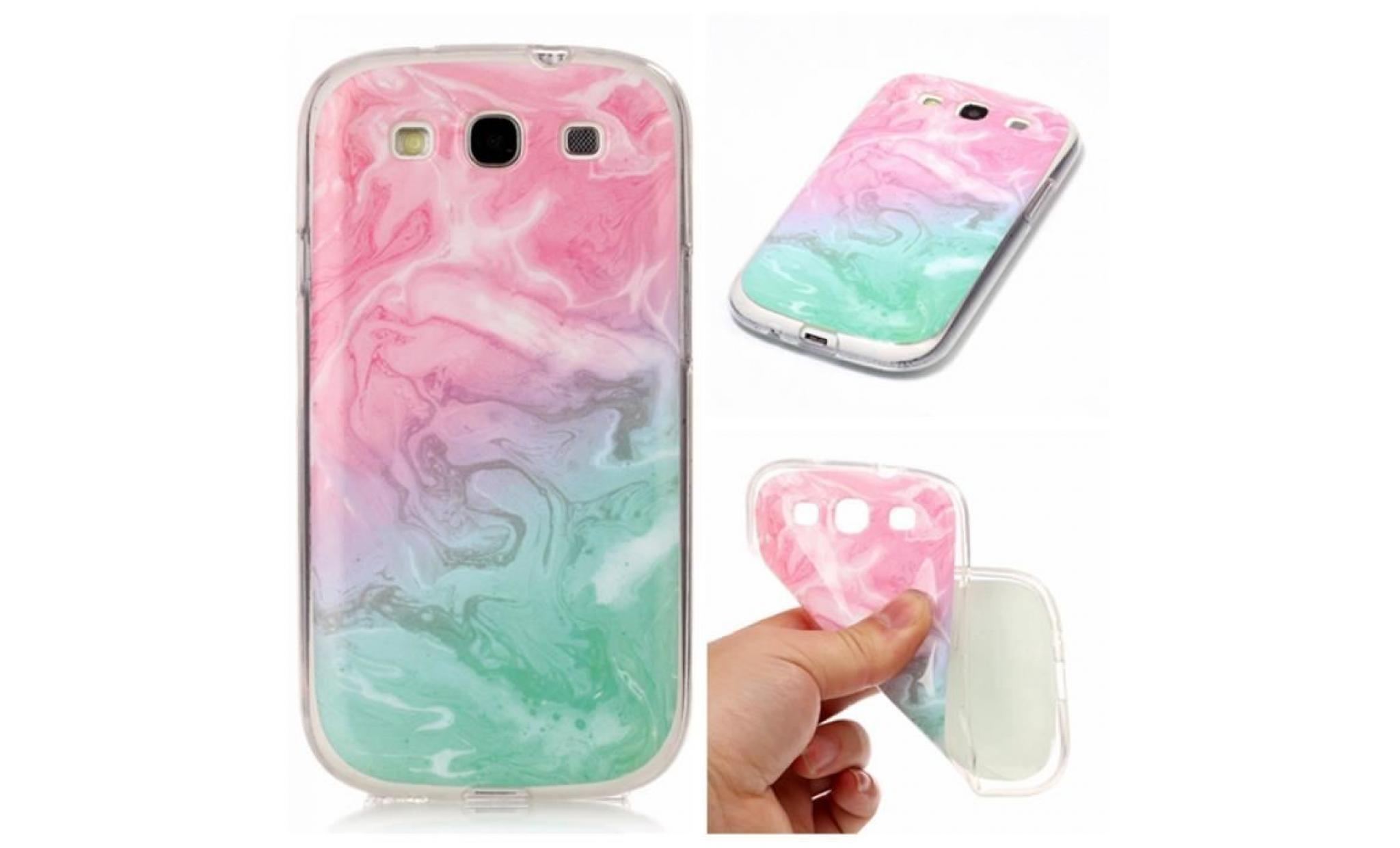 coque pour samsung galaxy s3 i9300 (style 3)