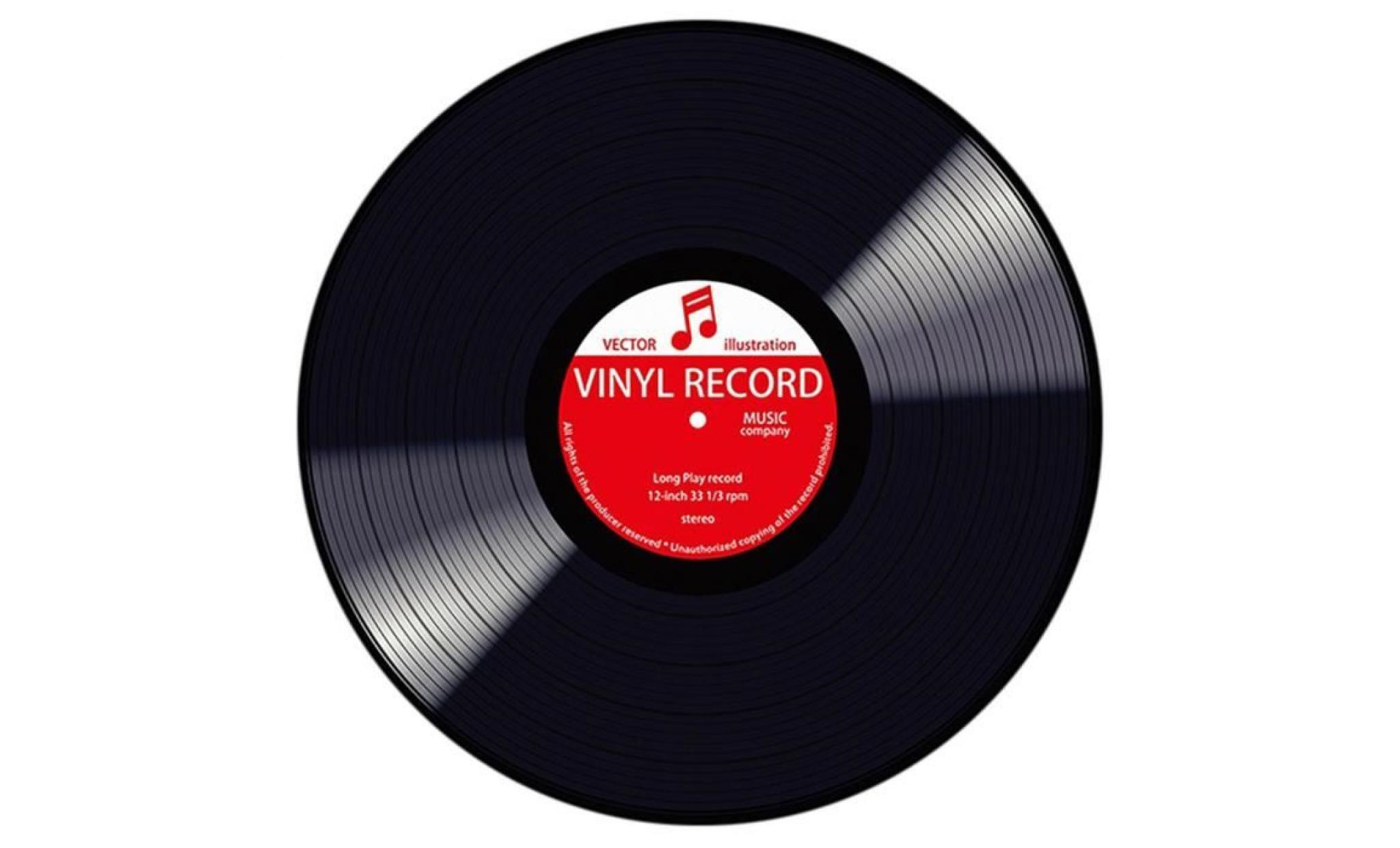 disque vinyle imprimé souple tissu ronde tapis chambre tapis chambre à  coucher tapis dnm212
