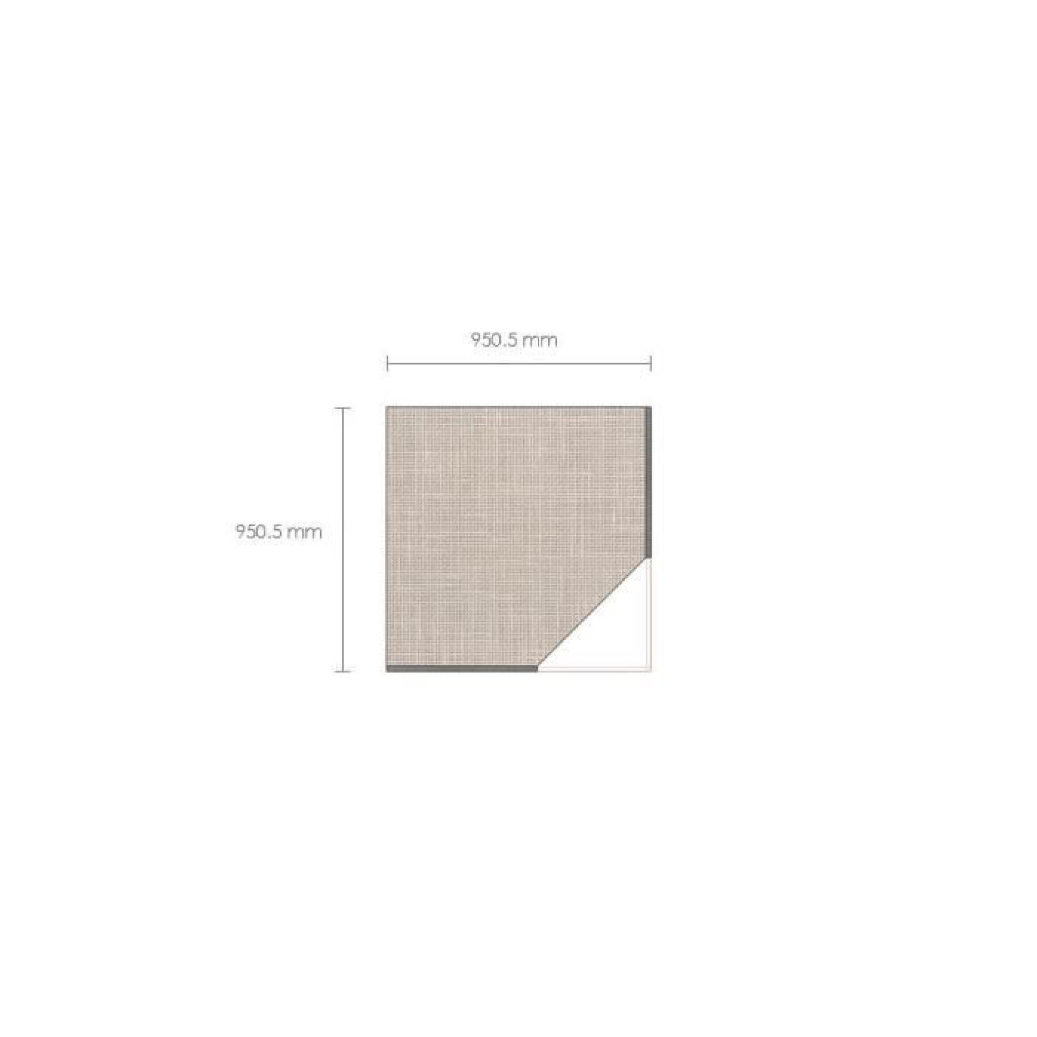 dressing d 39 angle solano l95 x l95 x h240 bois achat. Black Bedroom Furniture Sets. Home Design Ideas