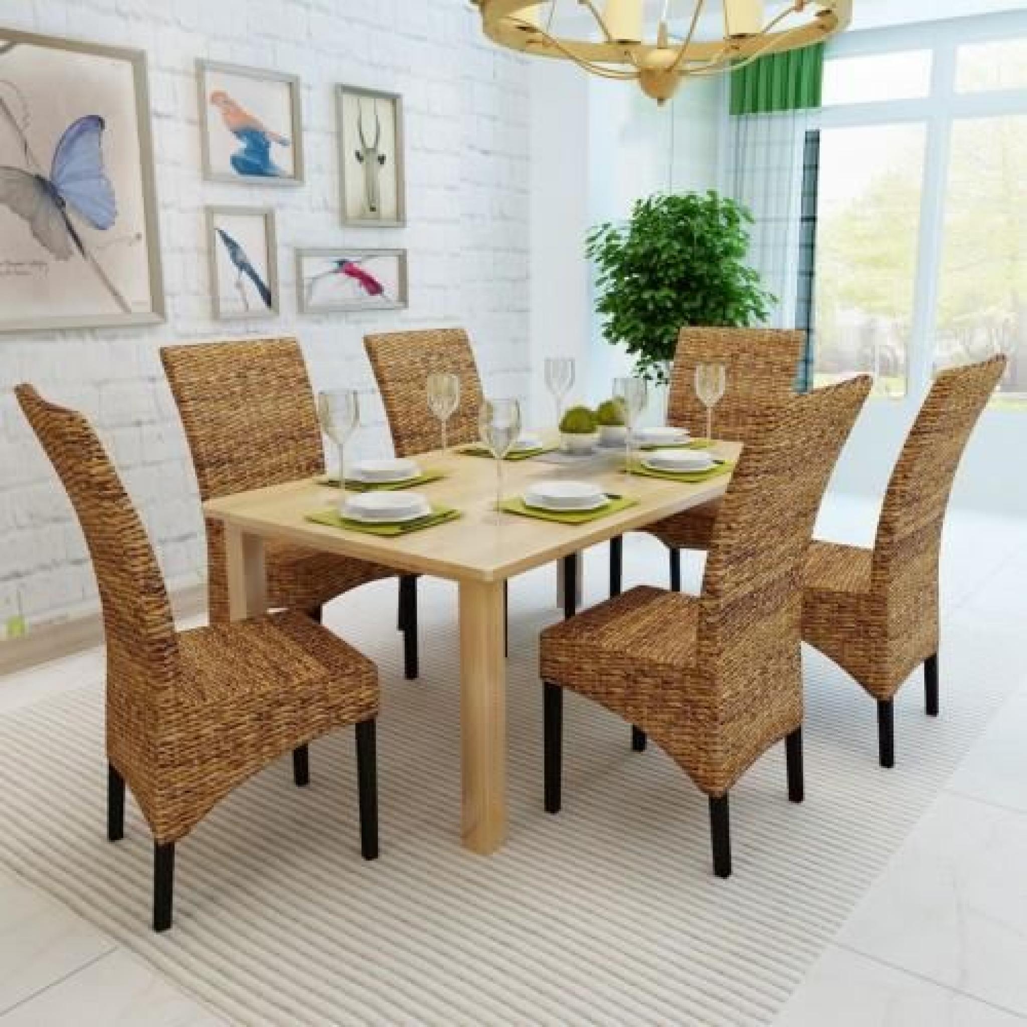 Ensemble table a manger et chaise pas cher maison design for Ensemble de table a manger