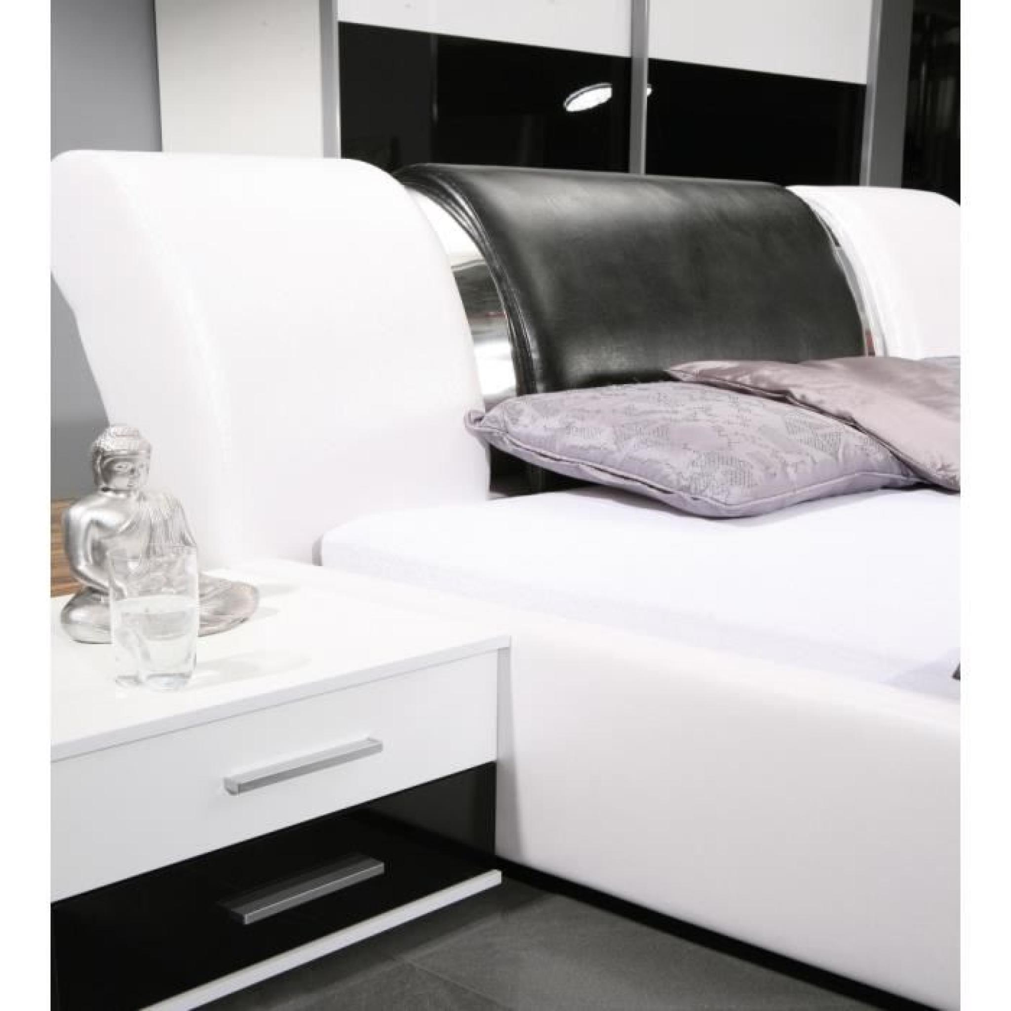 ensemble lit pas cher maison design. Black Bedroom Furniture Sets. Home Design Ideas