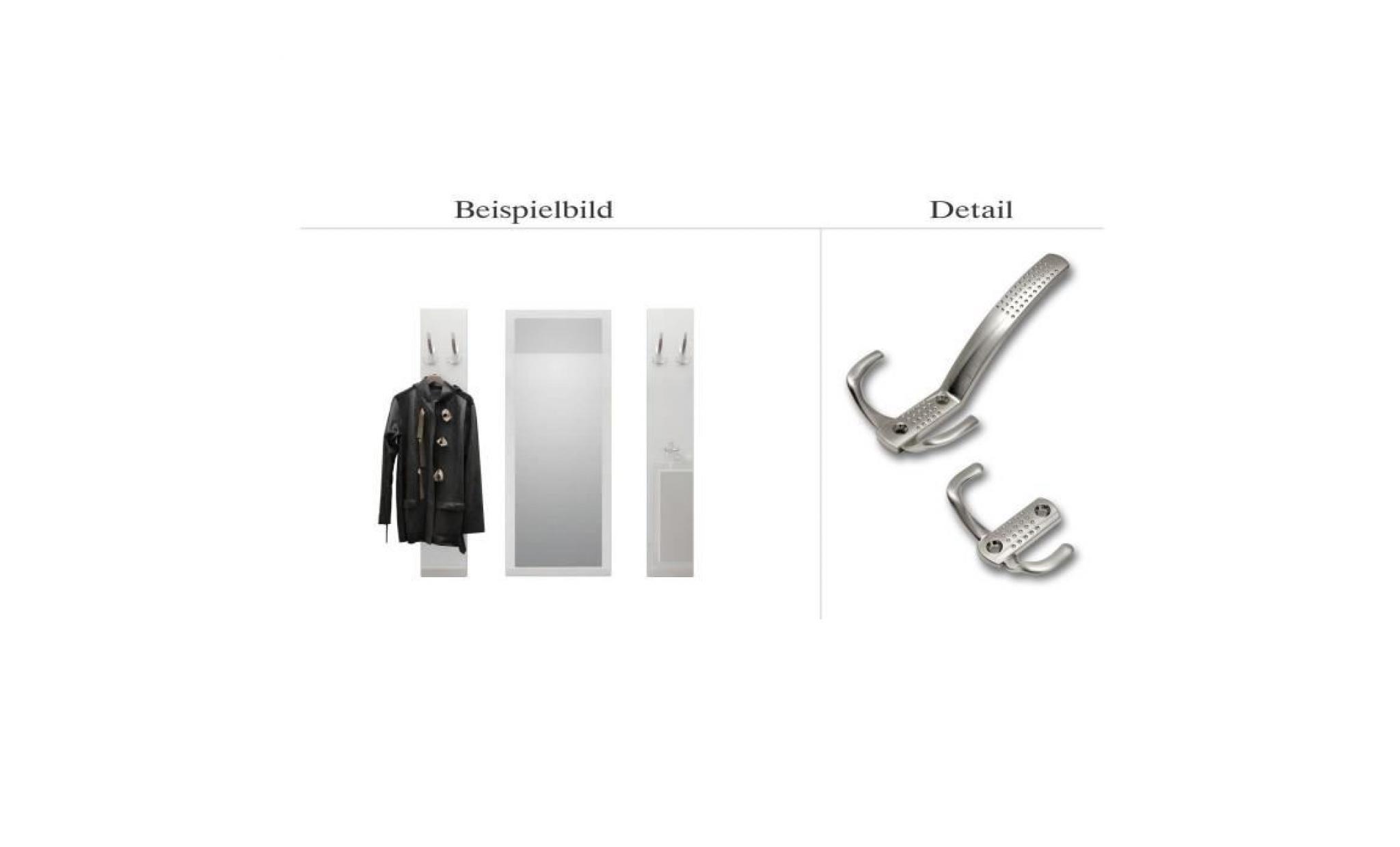 Porte manteaux Design PETIT HOMME Couleur Aluminium Achat
