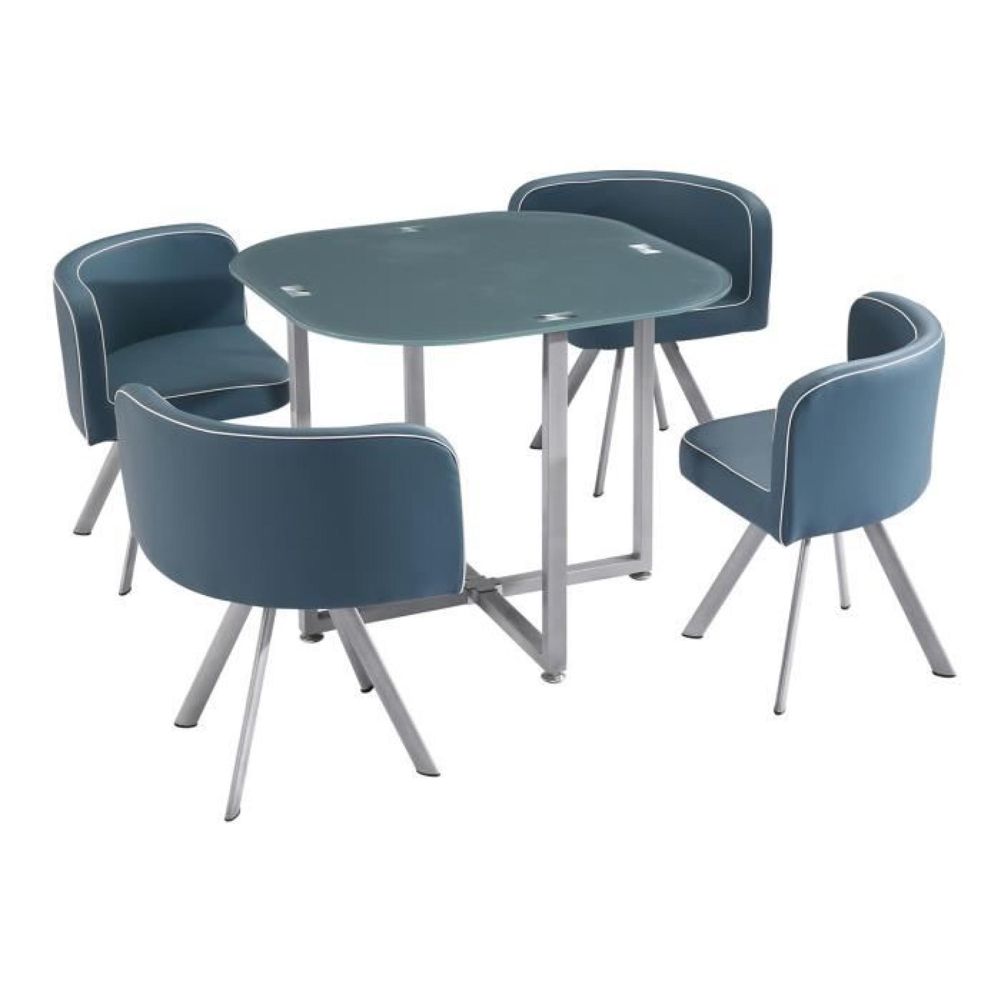 Ensemble table a manger et chaise pas cher maison design - Table ronde et 4 chaises ...