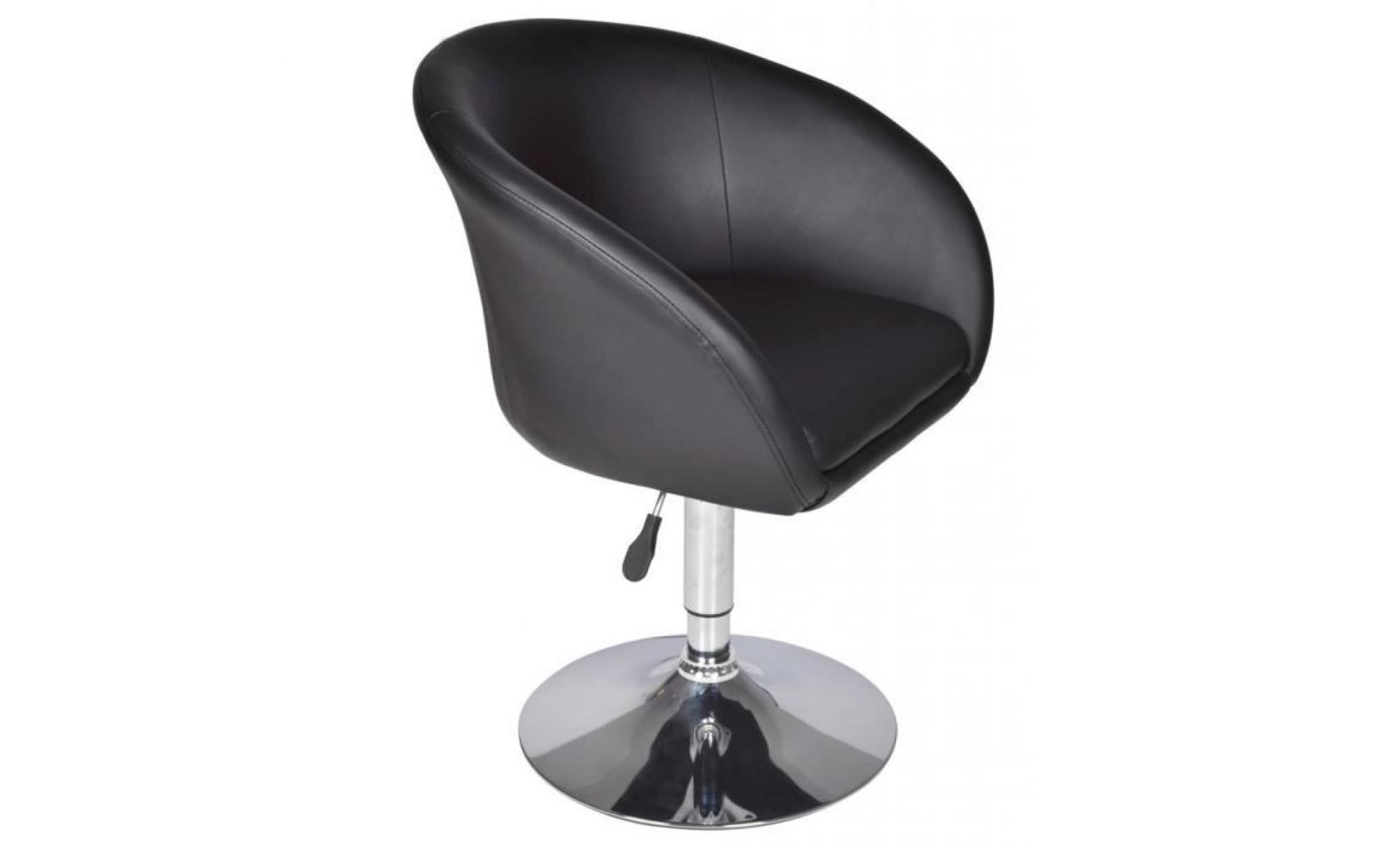 fauteuil pivotant rond odyssey achat vente fauteuil pas cher couleur et. Black Bedroom Furniture Sets. Home Design Ideas