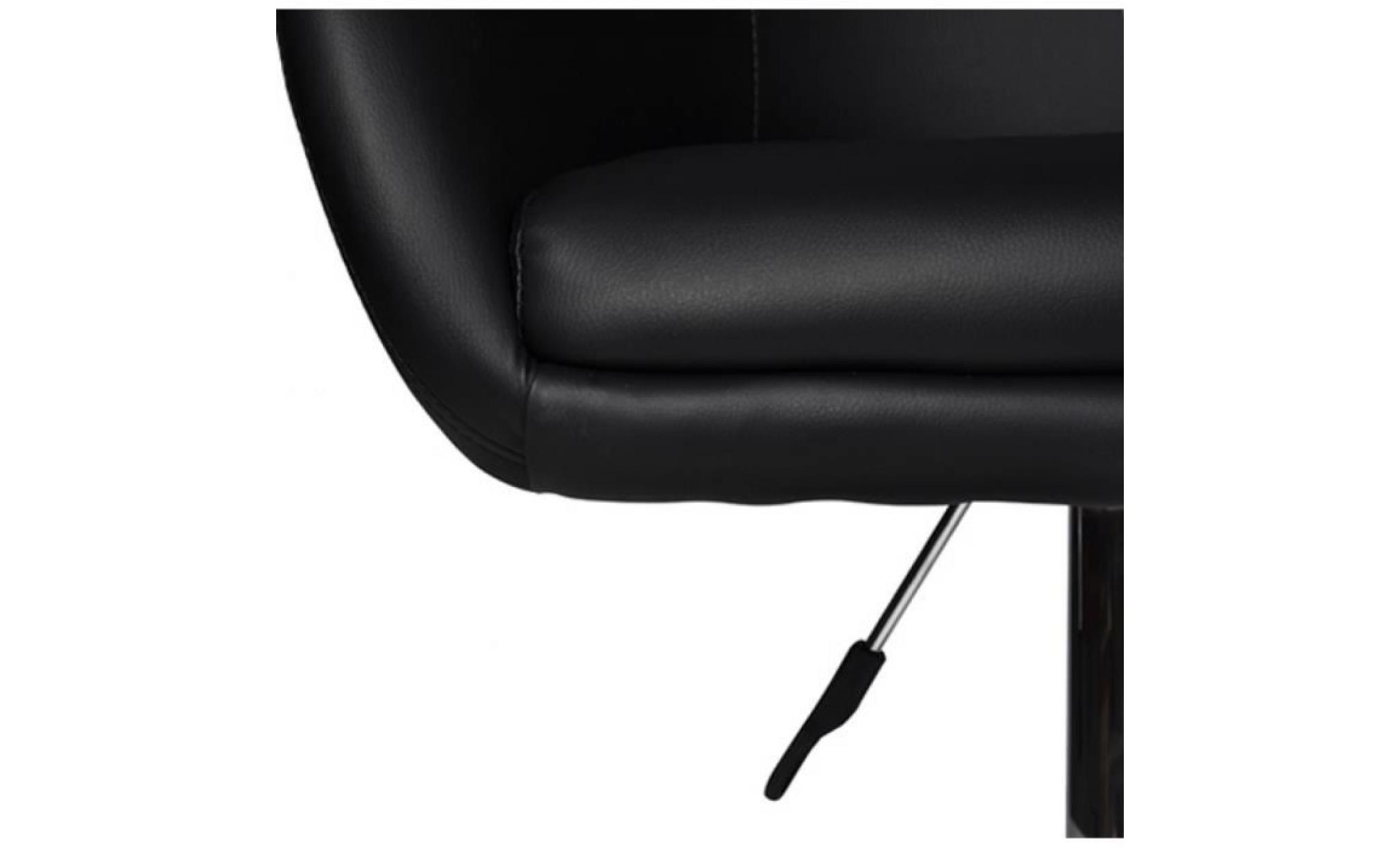 fauteuil pivotant rond odyssey achat vente tabouret pas. Black Bedroom Furniture Sets. Home Design Ideas