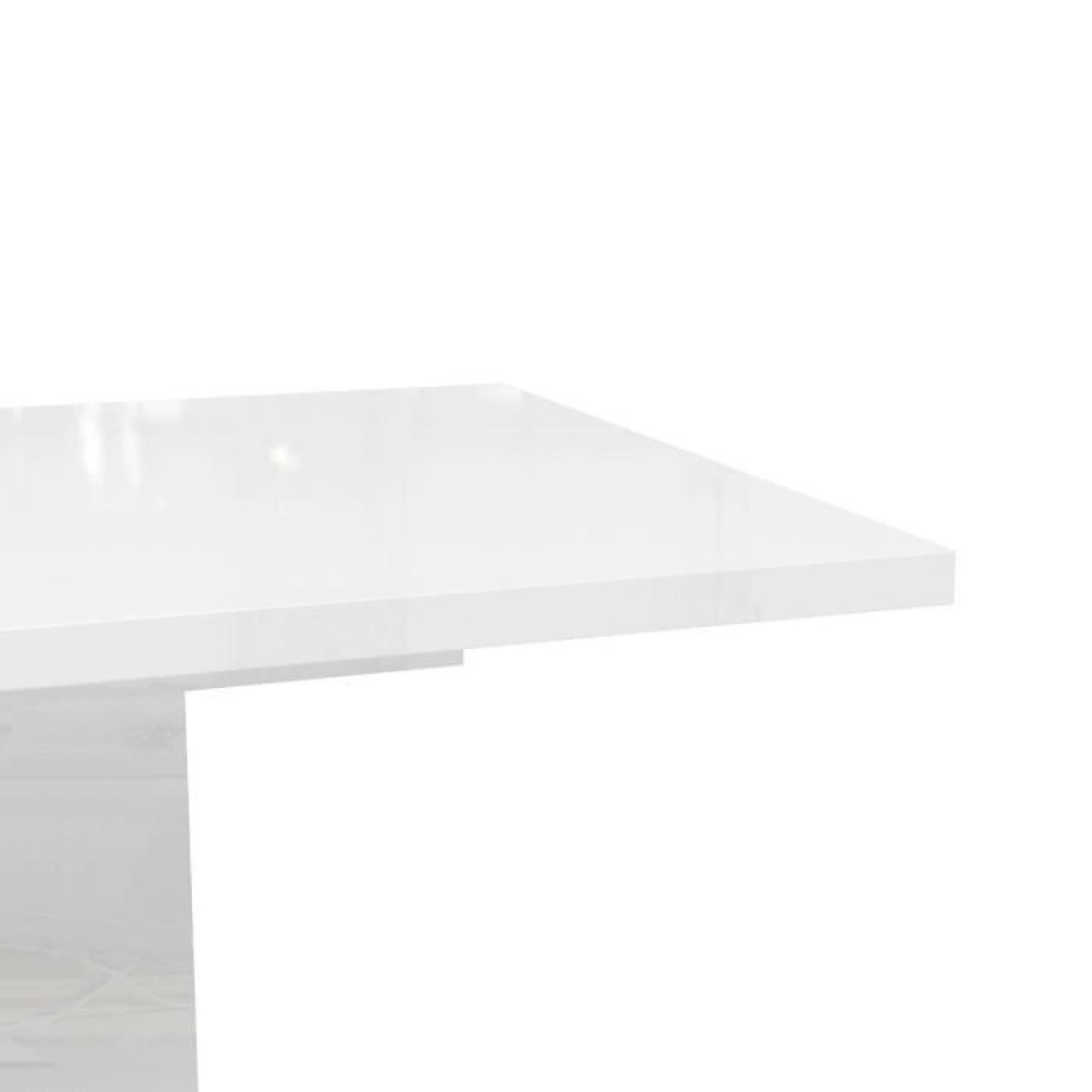 Finlandek table manger extensible kova 160 200x77cm for Table salle a manger extensible pas cher