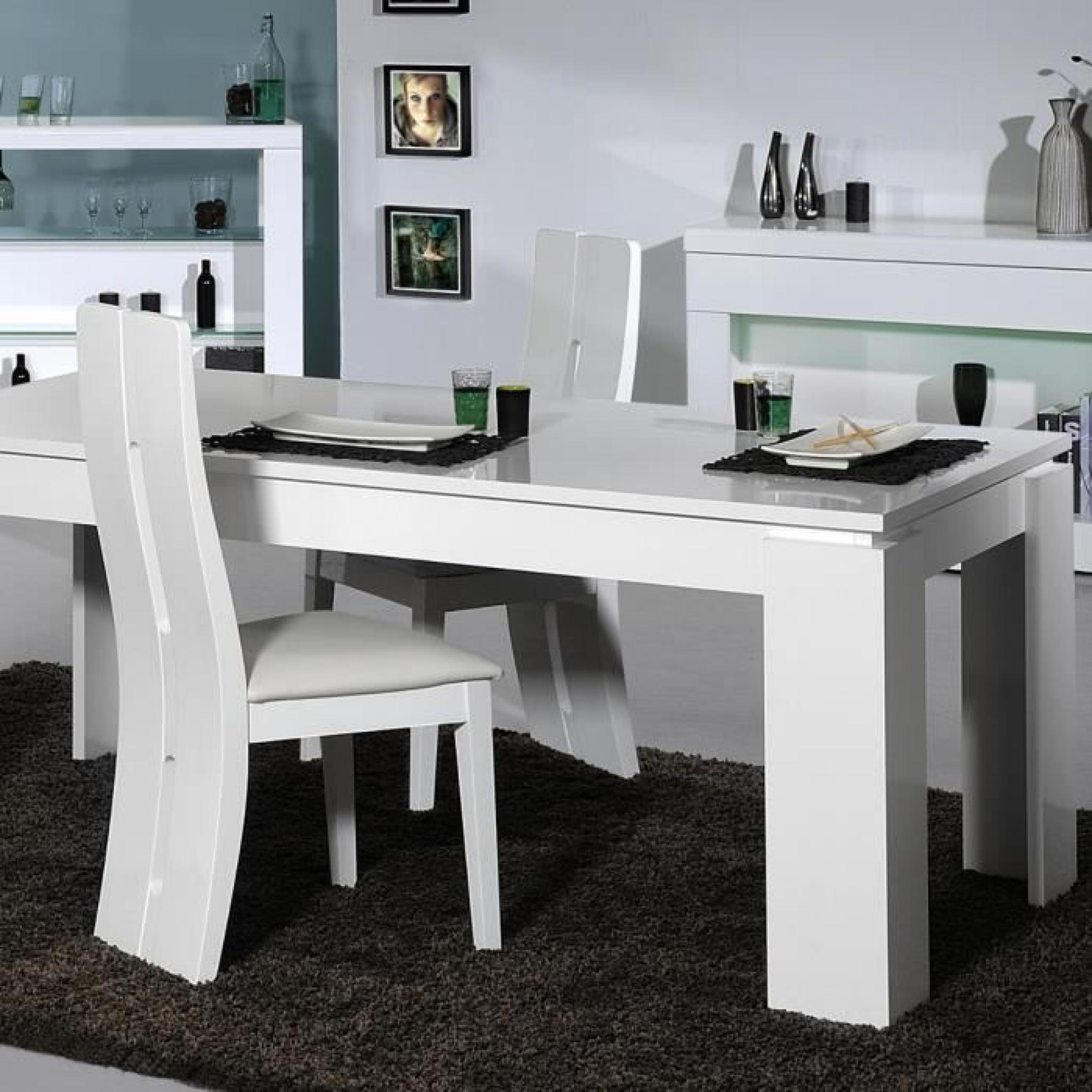 Table a manger et chaises pas cher maison design for Ensemble table chaise salle a manger