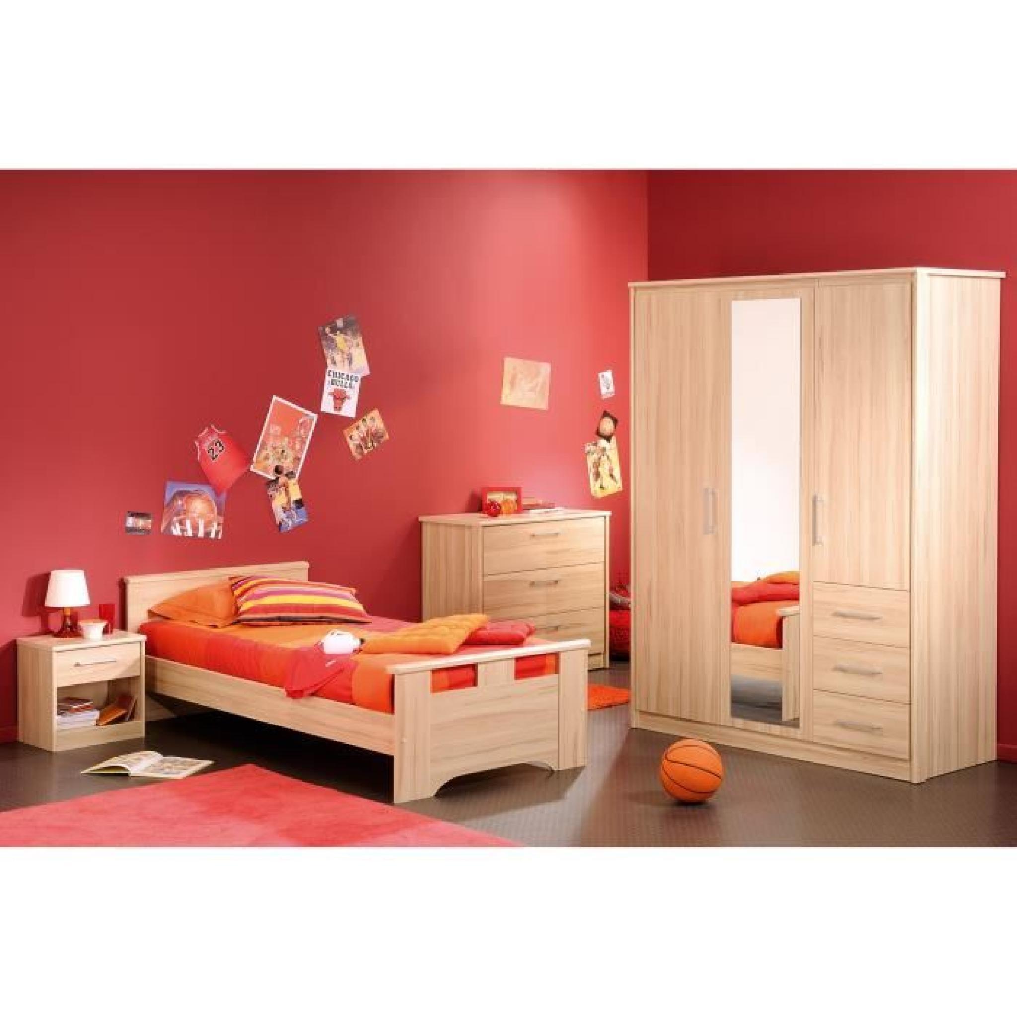 goupil chambre enfant goupil h tre canyon achat vente chambre complete pas cher couleur et. Black Bedroom Furniture Sets. Home Design Ideas
