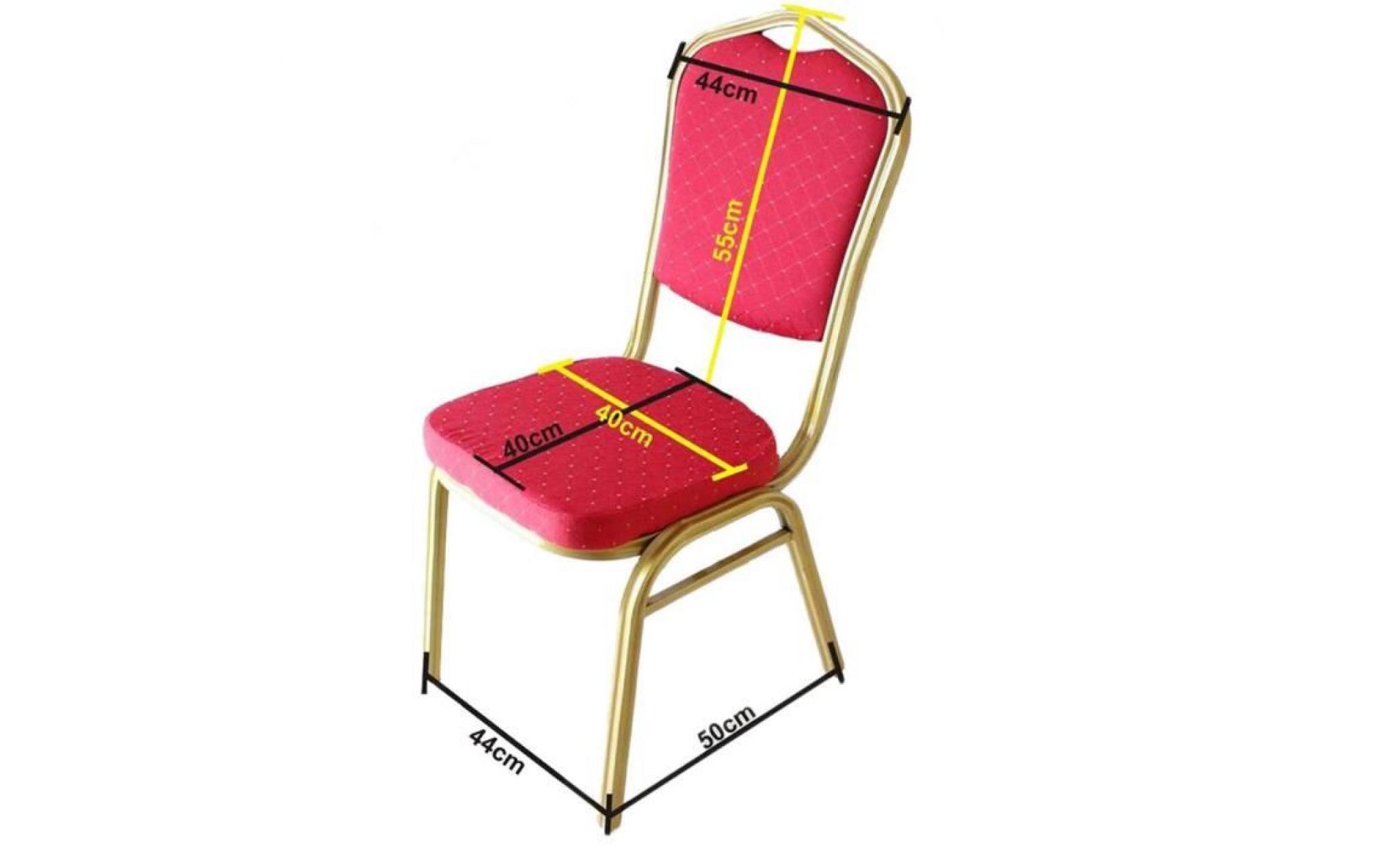 housse de chaise plissé jupe Élasticité bleu saphir ...