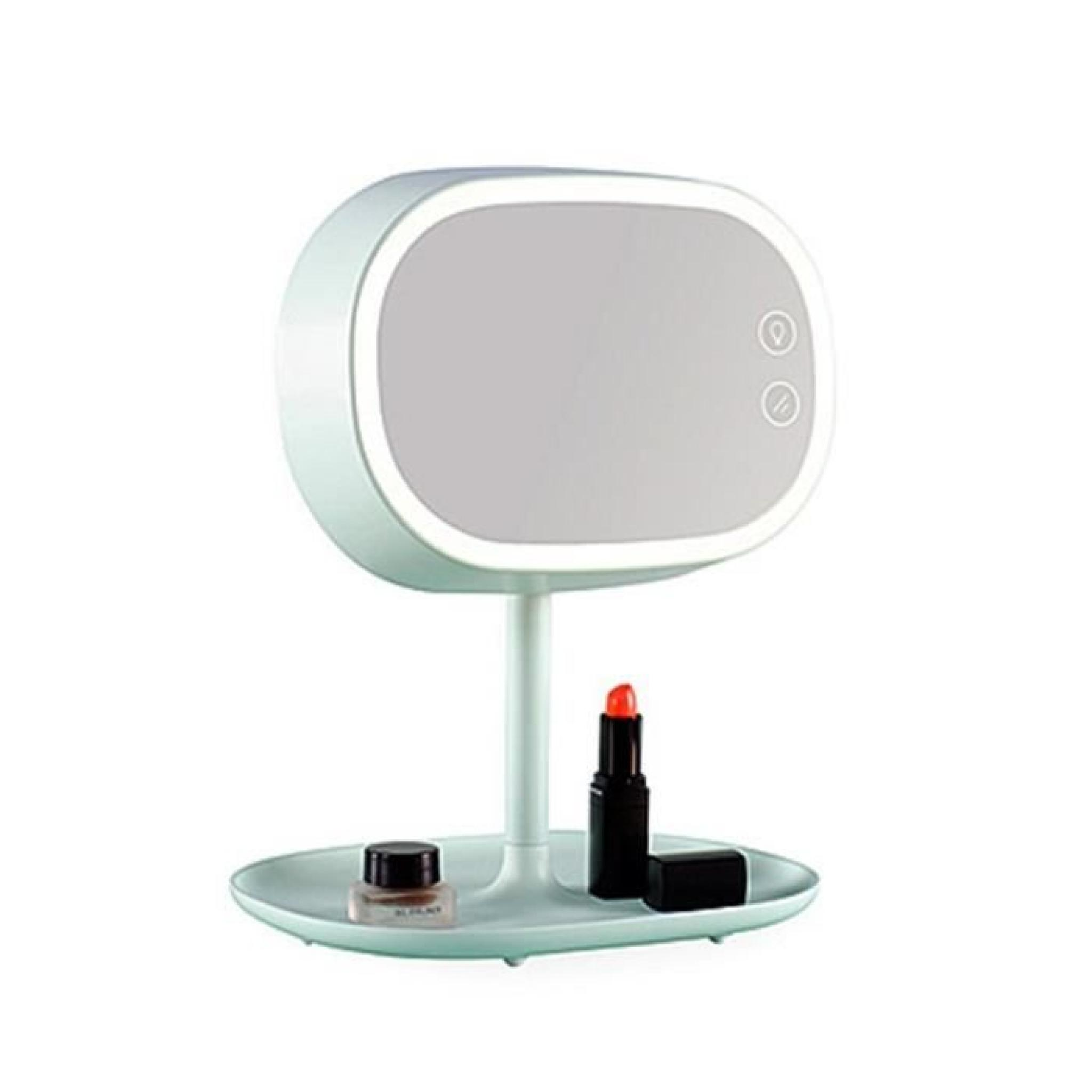 ifunmore smart touch control maquillage miroir table lampe. Black Bedroom Furniture Sets. Home Design Ideas