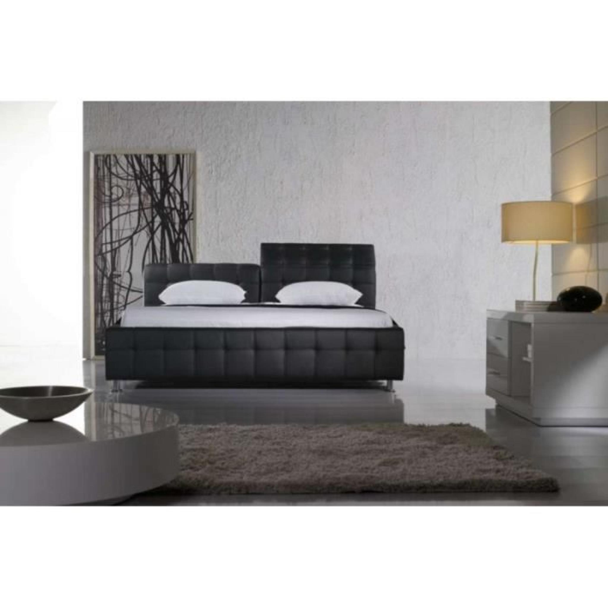 lit 160 x 200 pas cher maison design. Black Bedroom Furniture Sets. Home Design Ideas