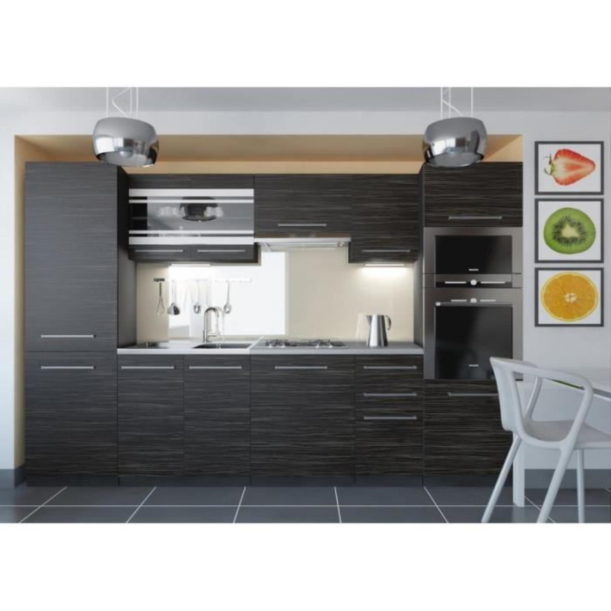 Justhome Torino 5 Cuisine Equipee Complete 300 Cm Modele De Poignee 1 Achat Vente Cuisine Complete Pas Cher Couleur Et Design Fr