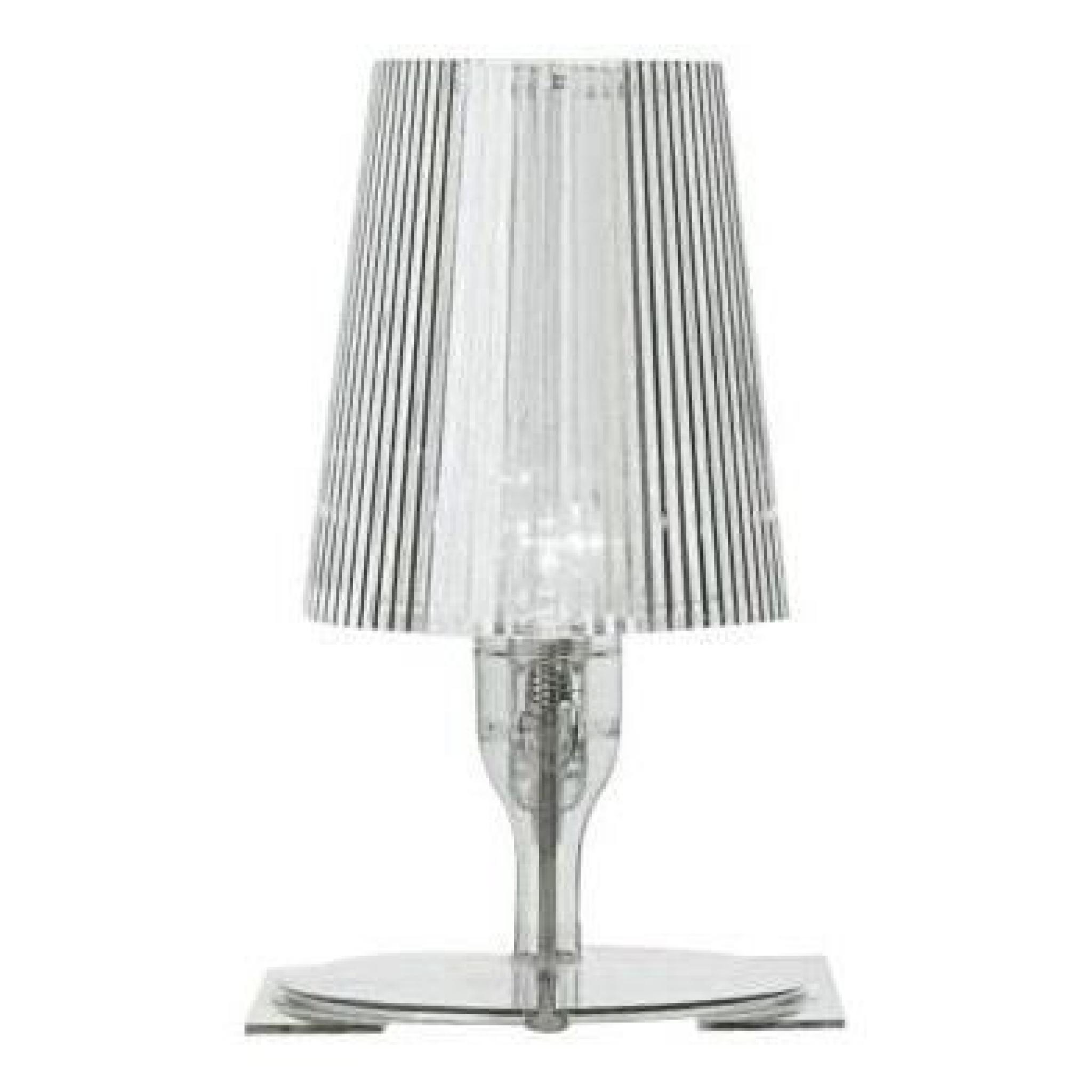 kartell 9050b4 lampe de chevet take transparent 1 5 Frais Lampe De Chevet Metal Design Kgit4