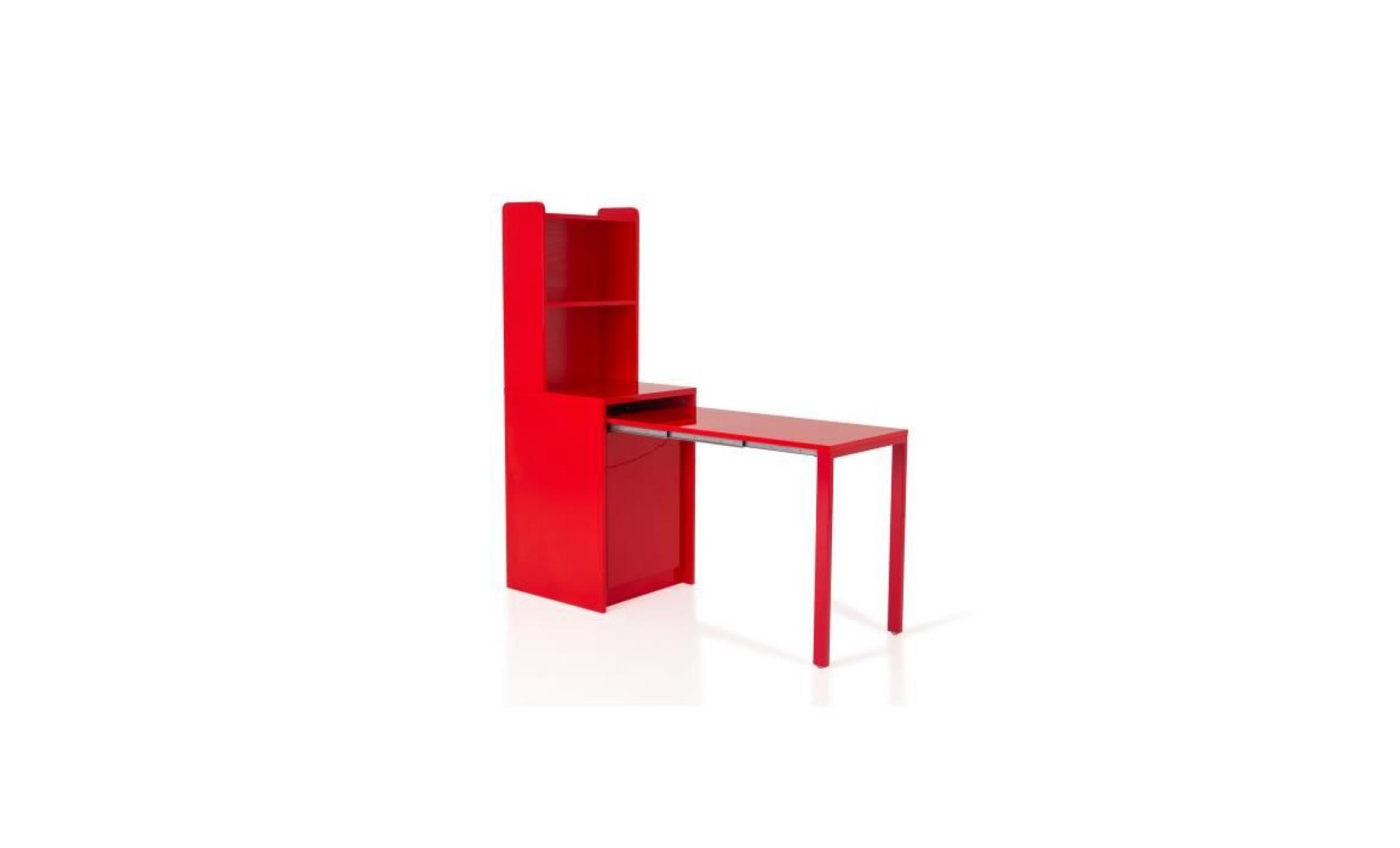 kolto console extensible avec rangement achat vente ensemble salle a manger pas cher couleur. Black Bedroom Furniture Sets. Home Design Ideas