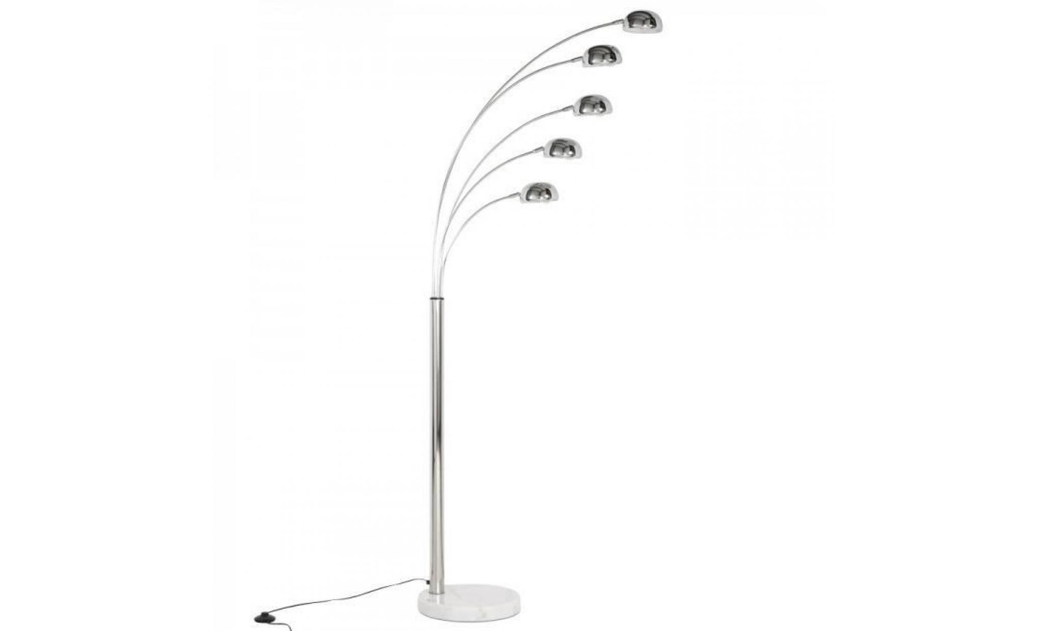 f7c5c6000eb Lampadaire Lounge Five Fingers Kare Design - Achat Vente lampadaire ...