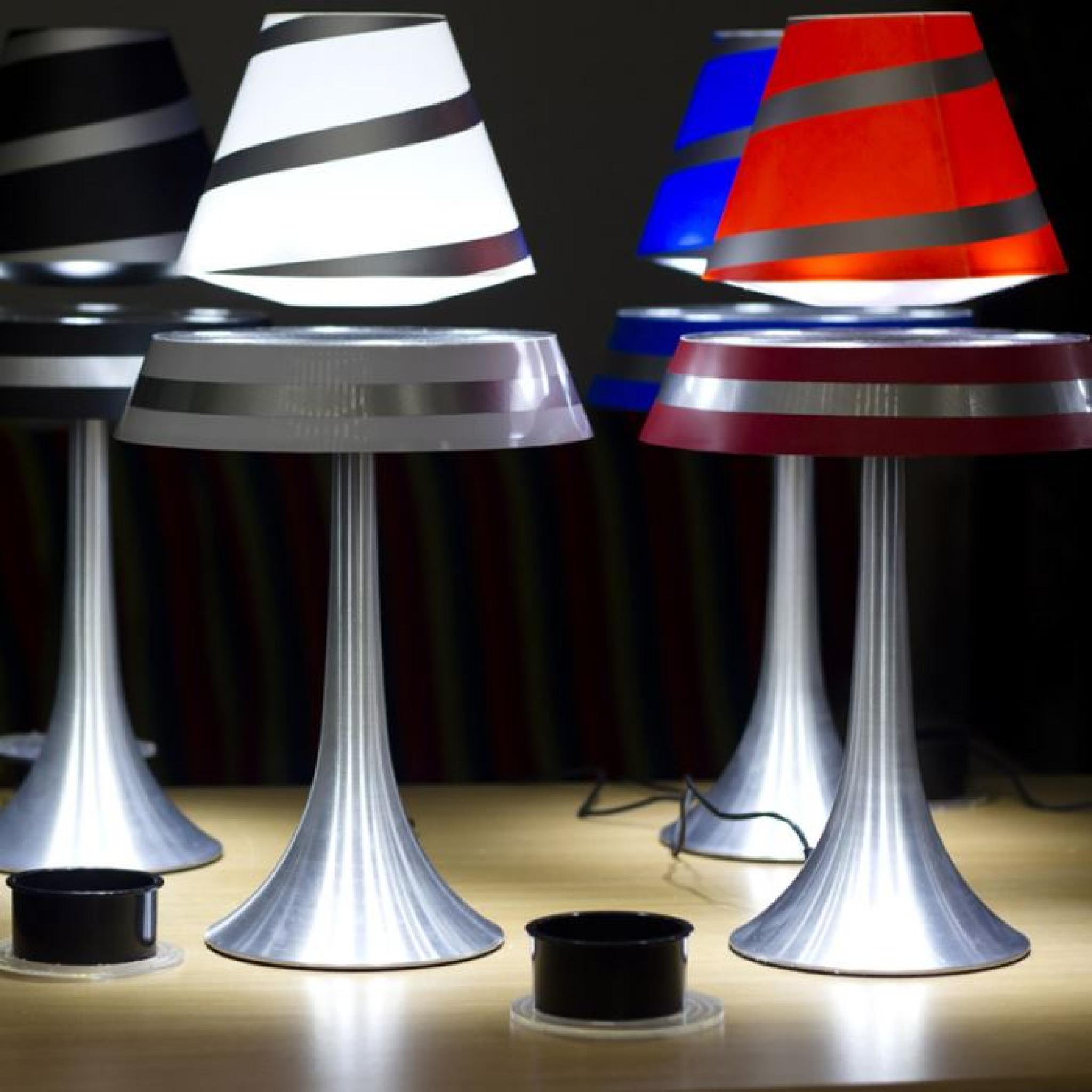 lampe anti gravit achat vente lampe a poser pas cher couleur et. Black Bedroom Furniture Sets. Home Design Ideas