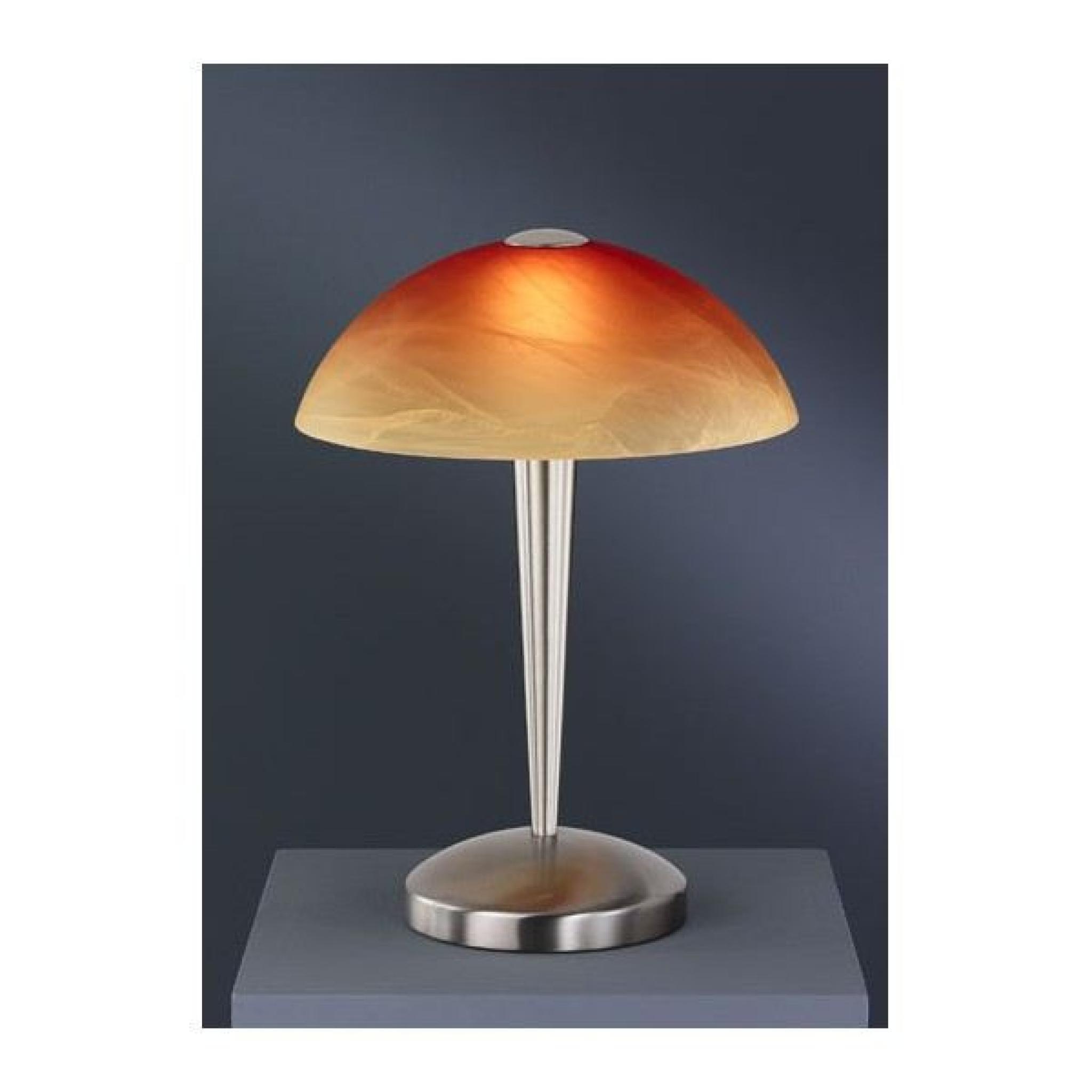 Lampe Chevet Tactile Fleur D Automne