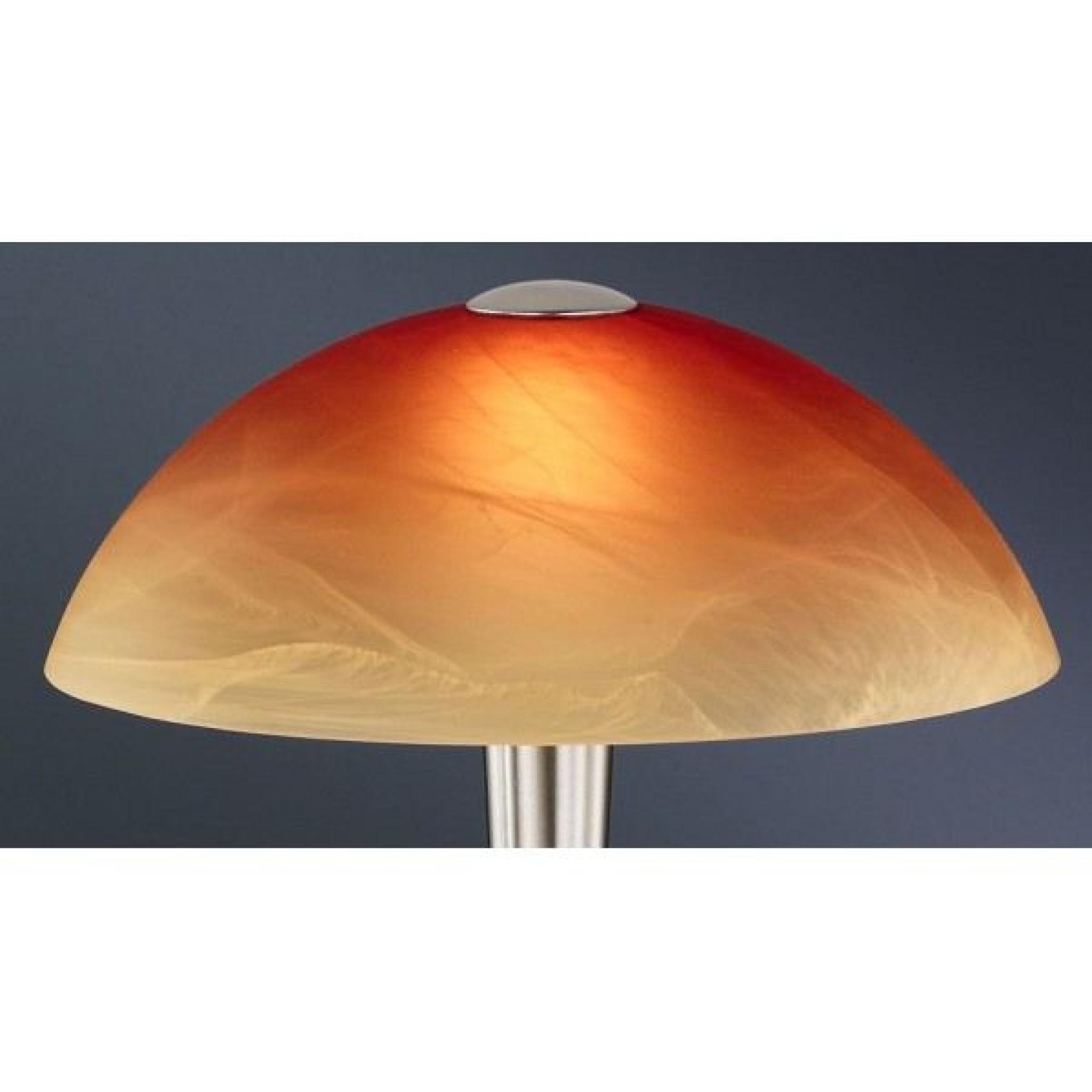 Lampe Chevet Tactile Fleur D Automne Achat Vente Lampe A Poser Pas