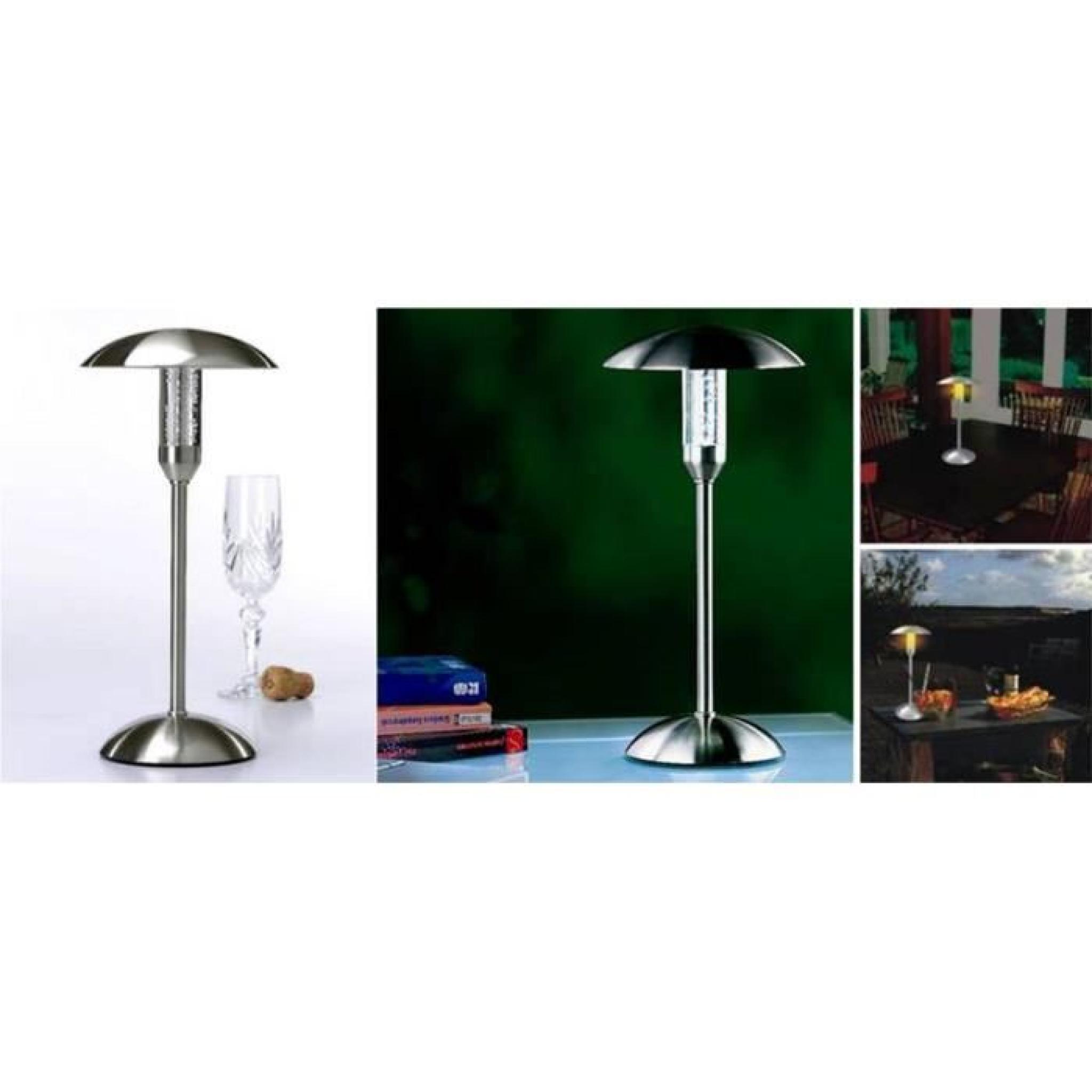 Lampe De Table Led Design Nomade Sans Fil Achat Vente Lampe A