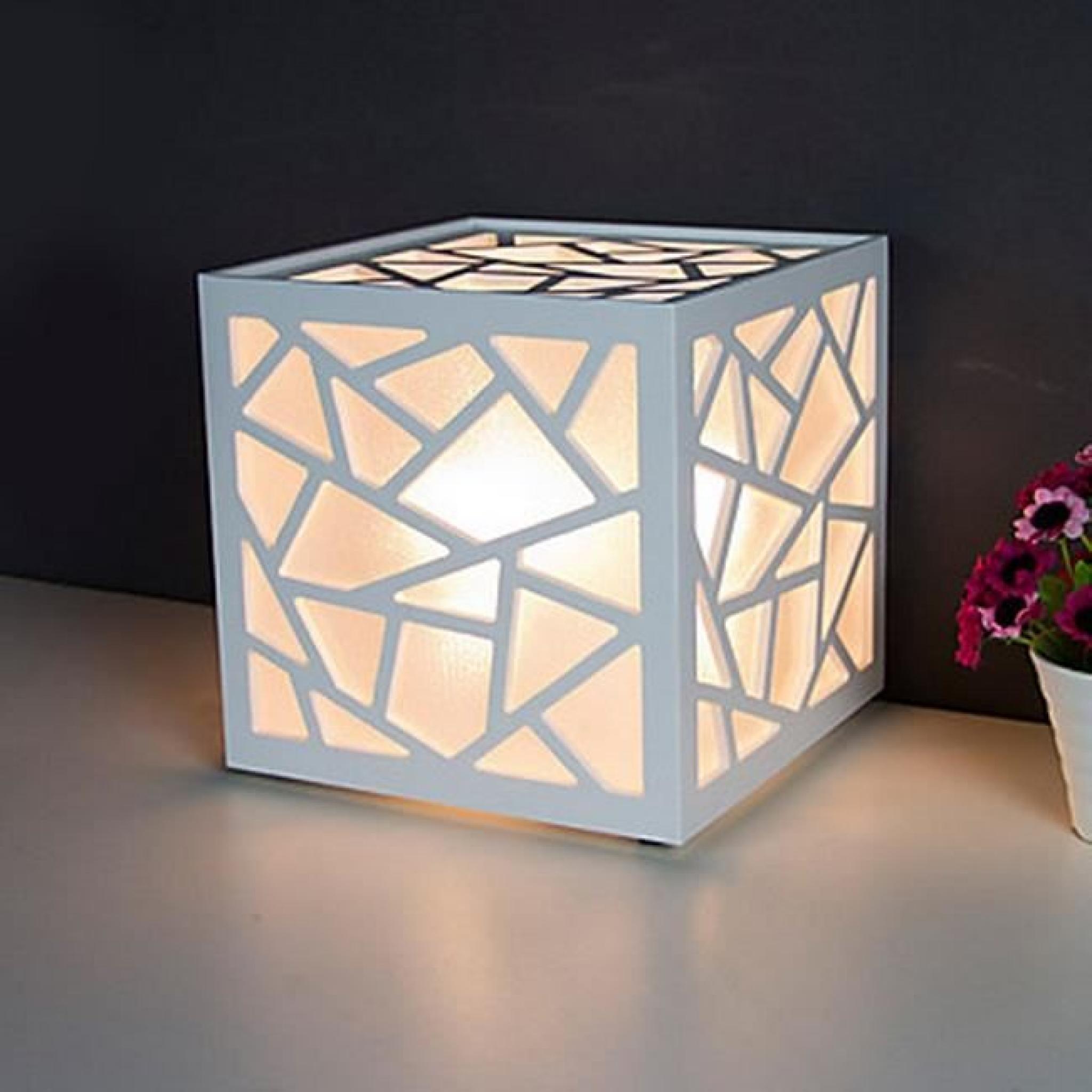 Lampe Design Moderne Tu Achat Vente Lampe A Poser Pas Cher Couleur Et