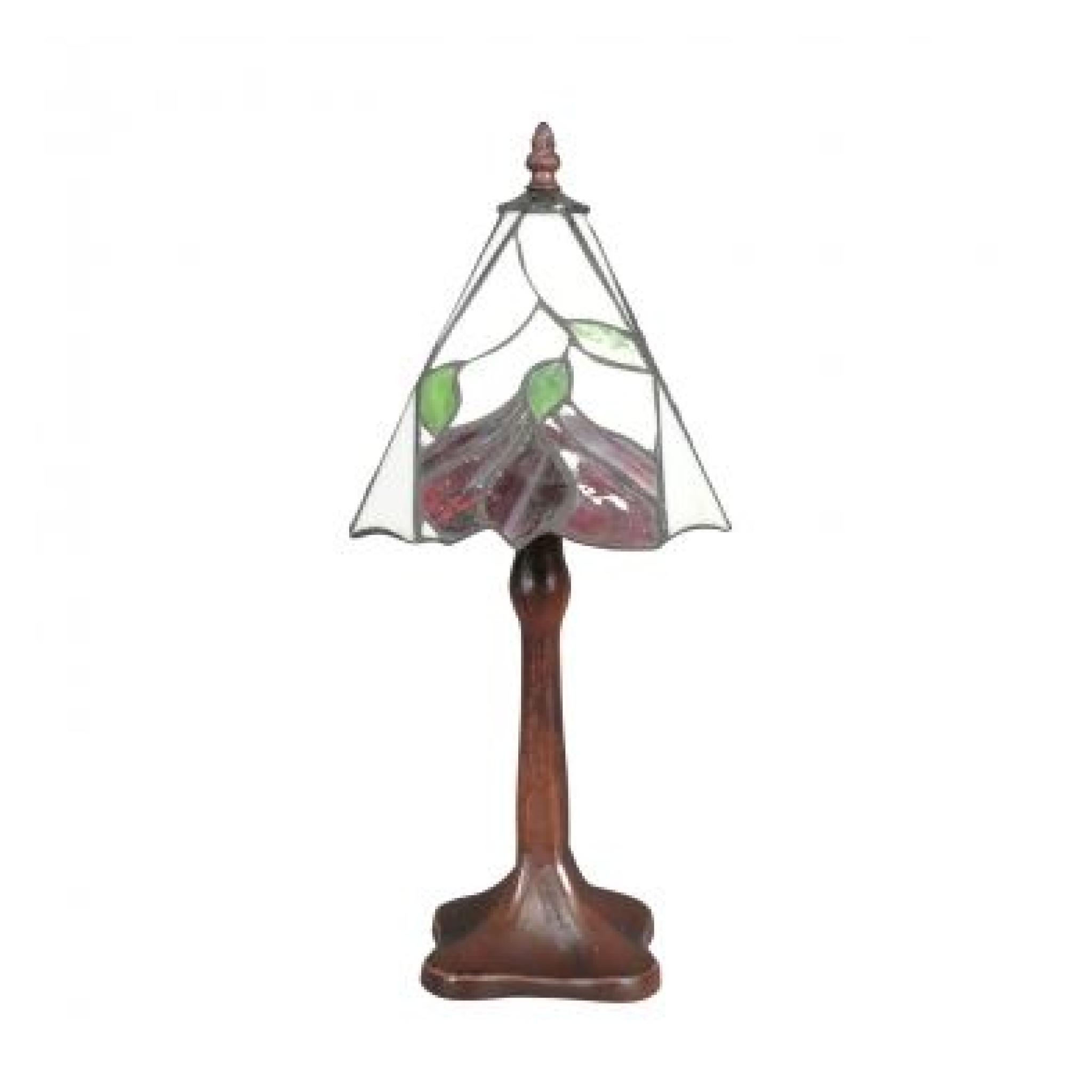 Lampe style Tiffany pas cher