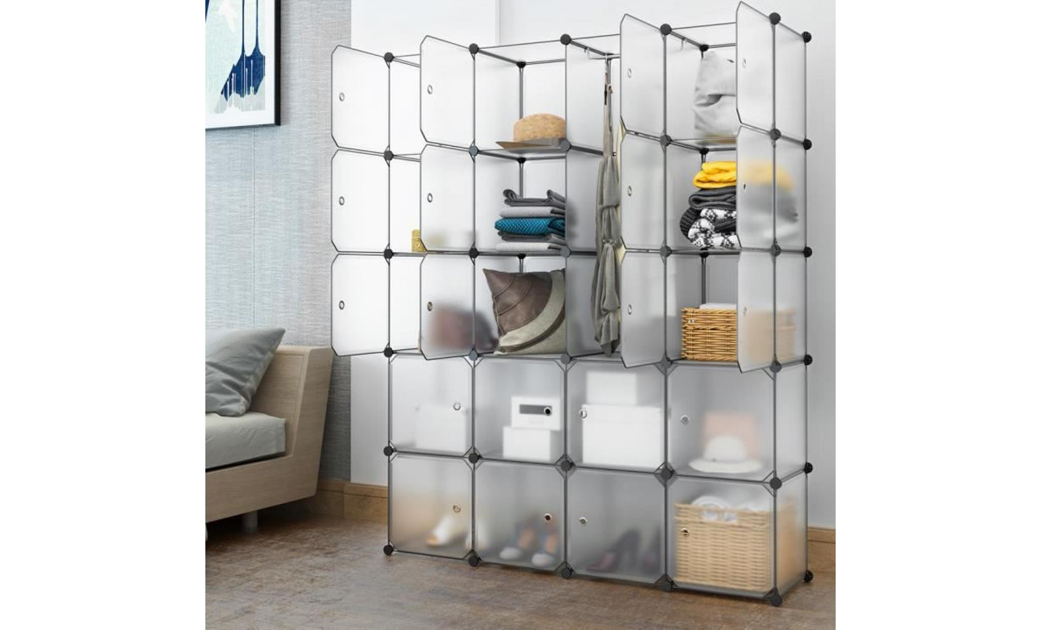etagere cube modulable pas chere