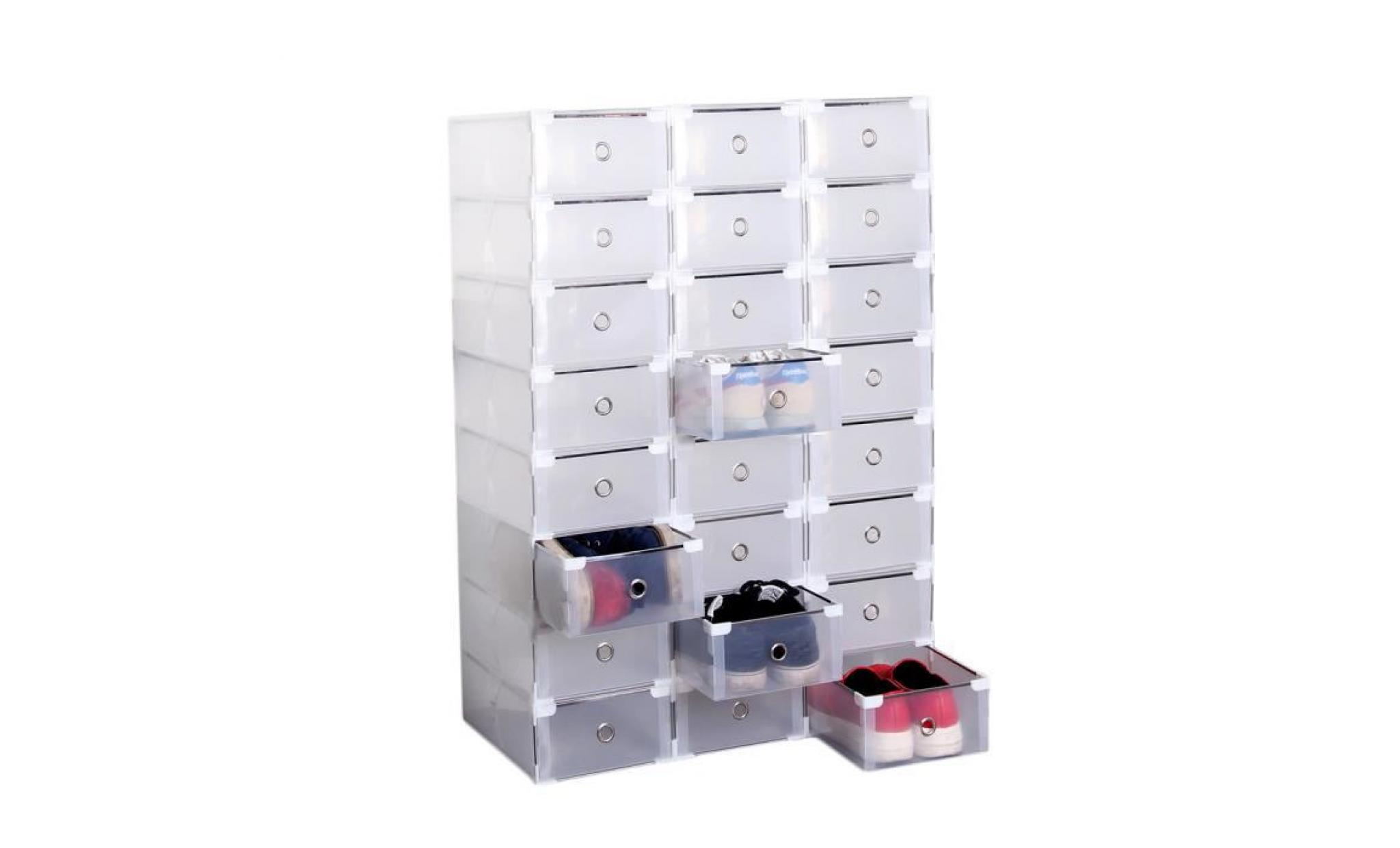 meuble de rangement tiroir plastique — lamichaure
