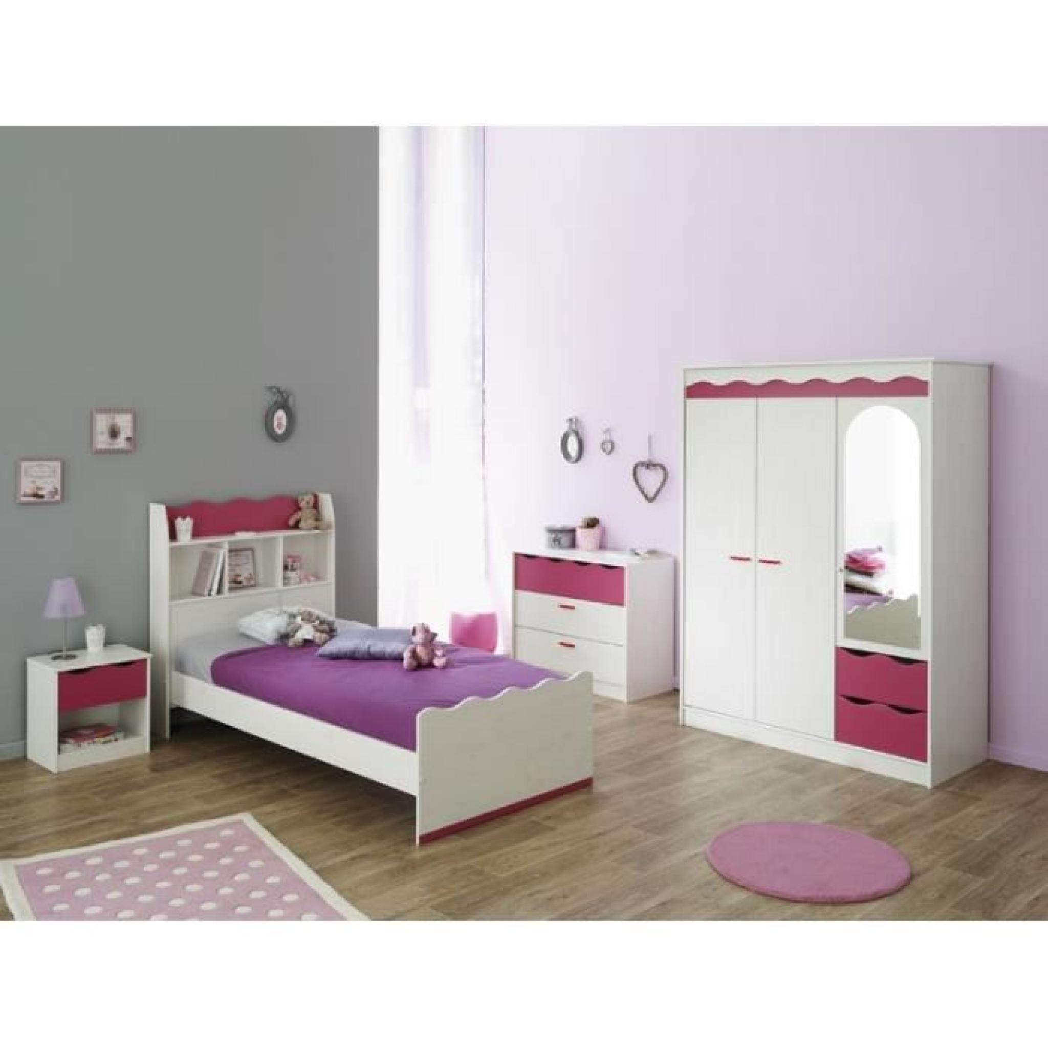 Chambre Enfant Pas Cher.Lilou Chambre Enfant Decor Pin Et Rose