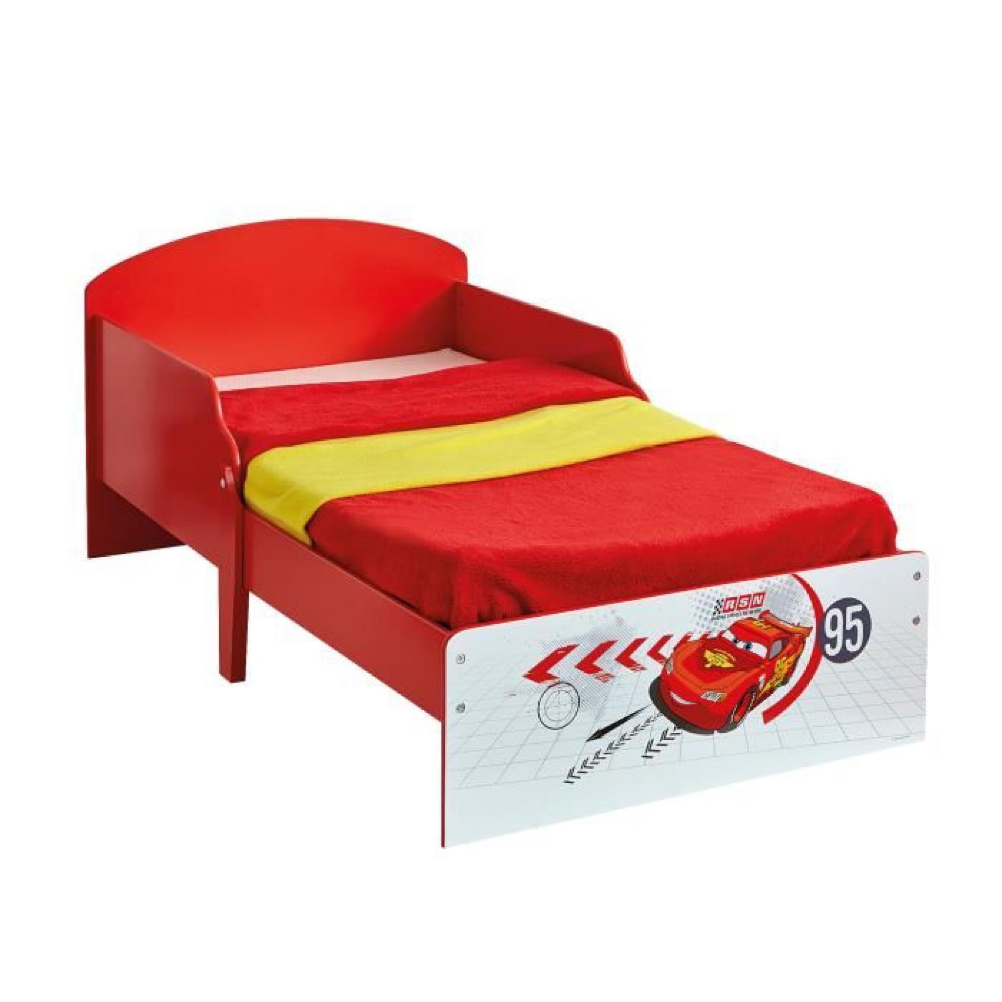 Lit Enfant Cosy Cars 70x140 Achat Vente Lit Pas Cher Couleur Et Design Fr